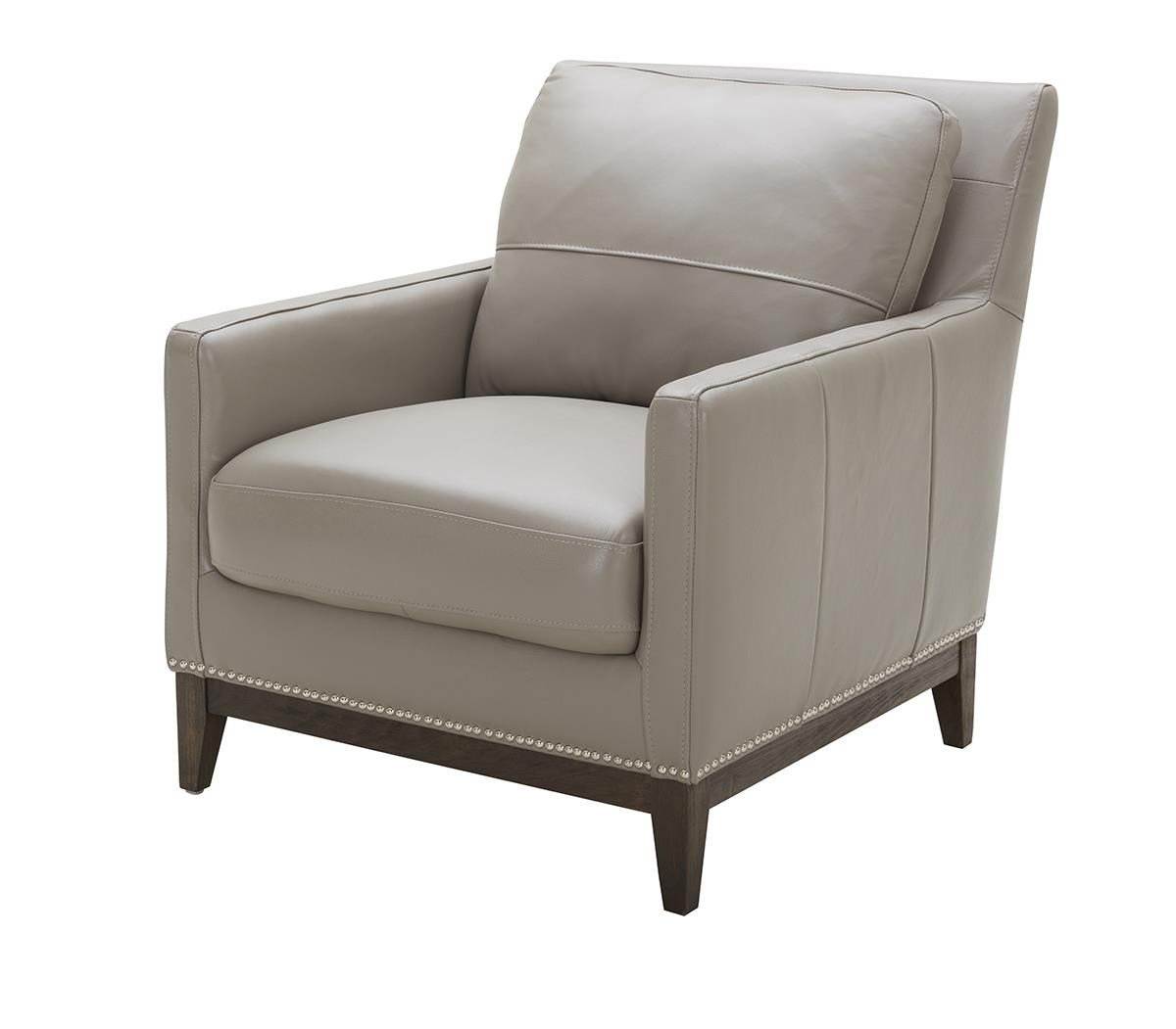 Urban Evolution Grandin Tufted Leather Chair | Belfort Furniture With Regard To Grandin Leather Sofa Chairs (Image 20 of 20)