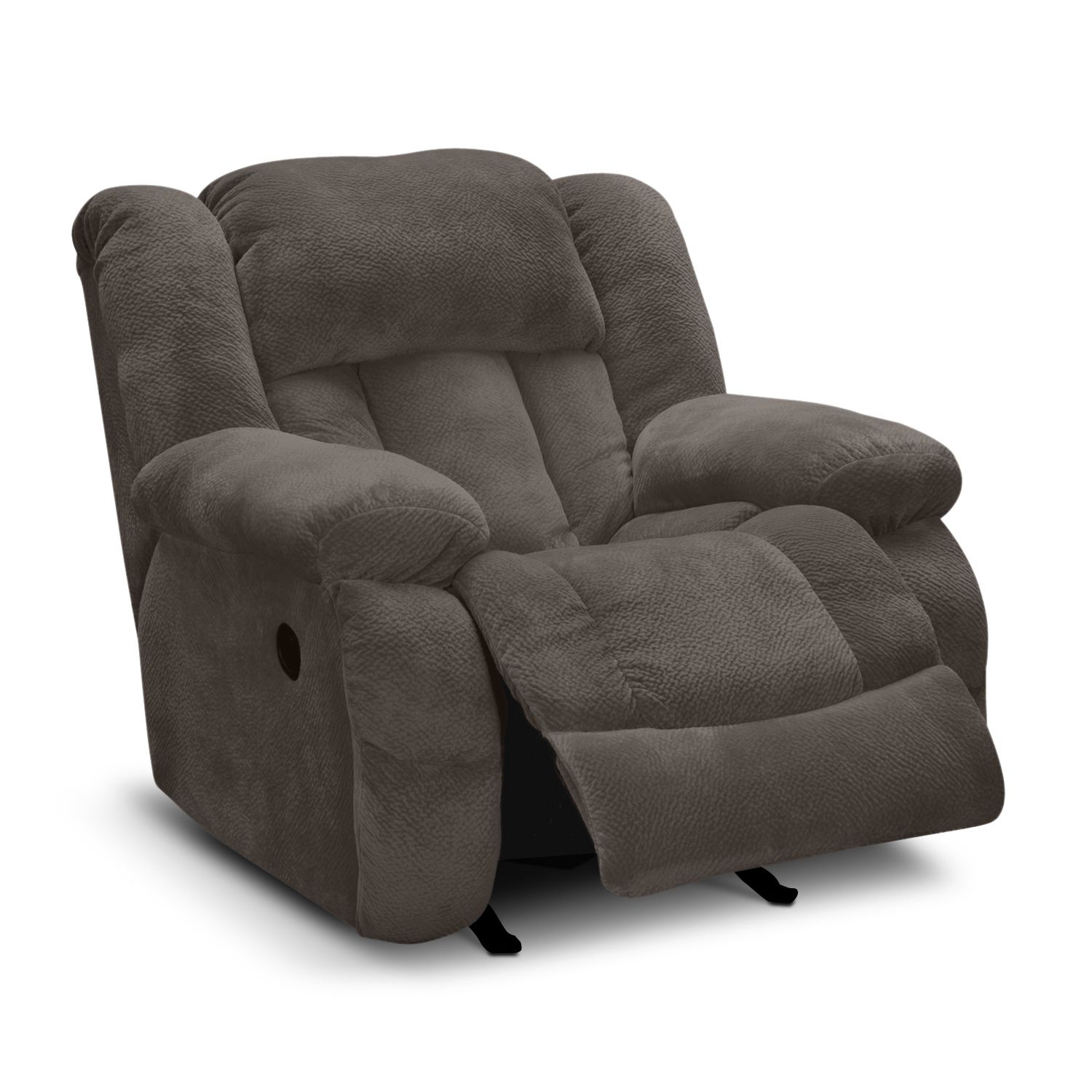 Vcfcontest Park City Glider Recliner | Value City Furniture Throughout Katrina Beige Swivel Glider Chairs (Photo 15 of 20)