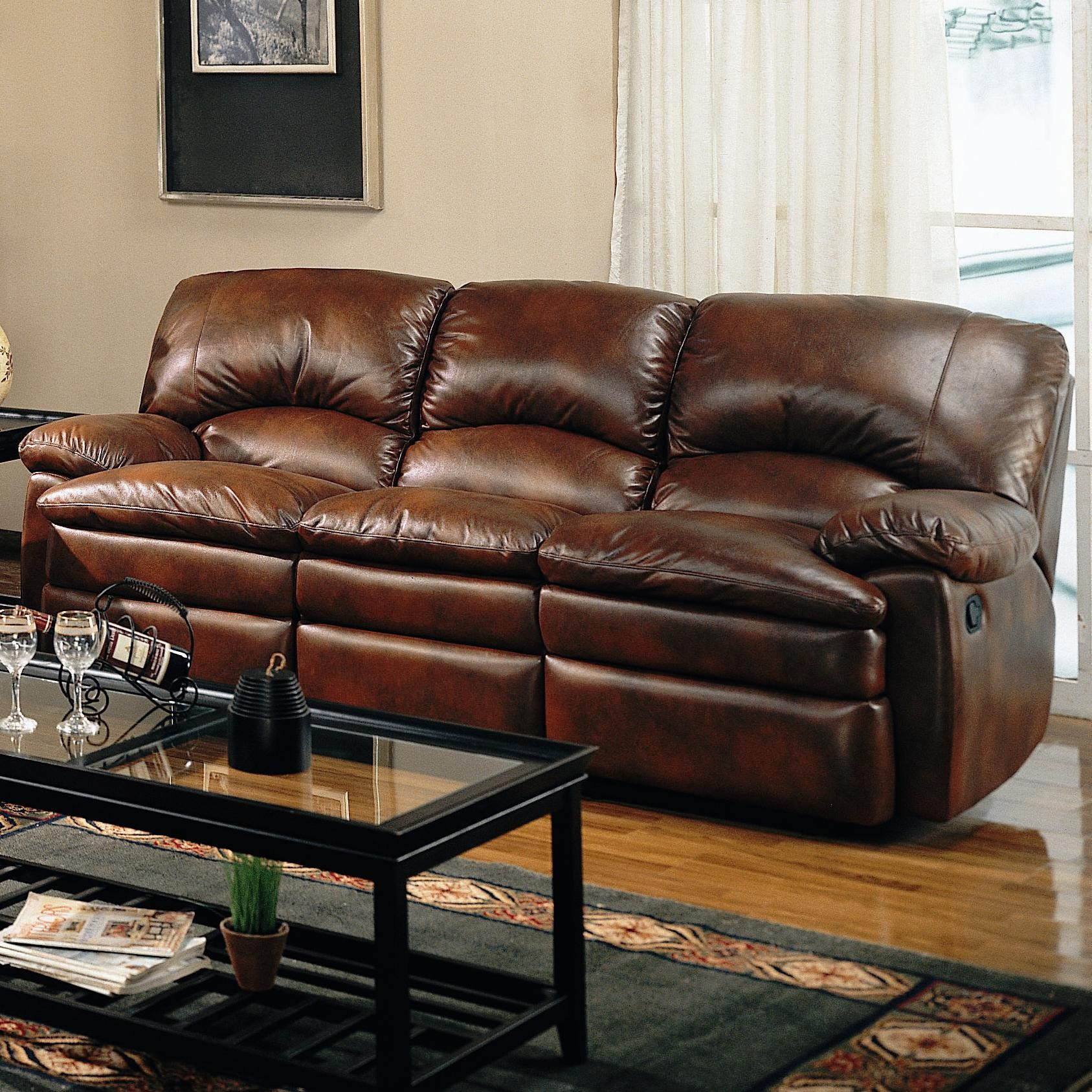 Walter Casual Dual Reclining Sofa Lowest Price – Sofa, Sectional Pertaining To Walter Leather Sofa Chairs (Image 13 of 20)