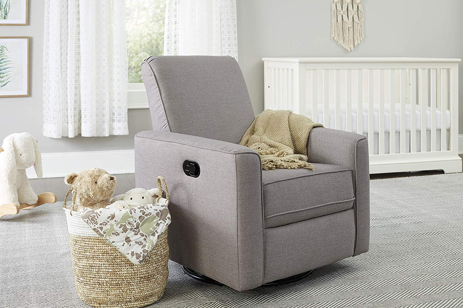 Westwood Design Aspen Swivel And Manual Reclining Glider With Aspen Swivel Chairs (Image 20 of 20)