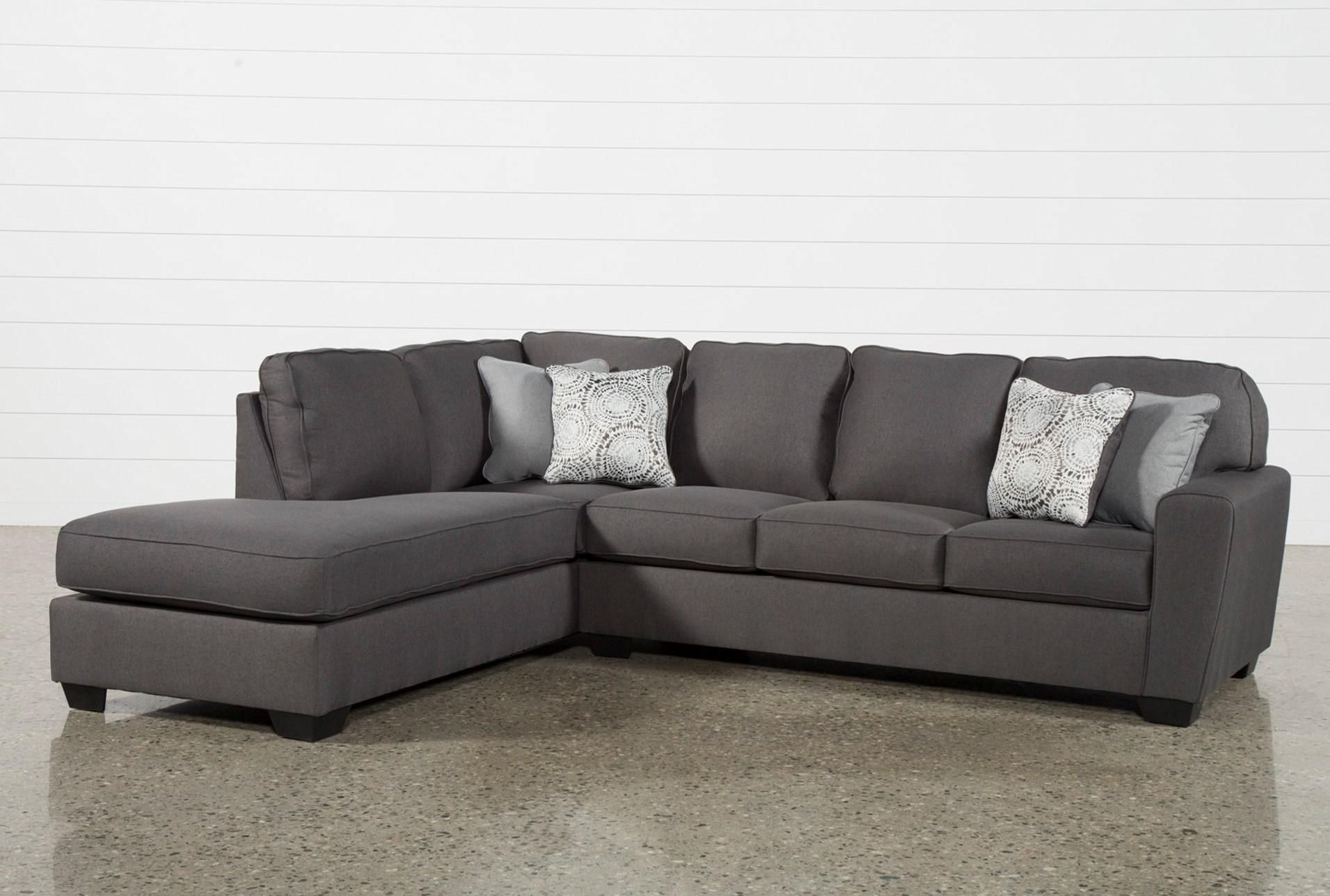 With So Many Ways To Lounge For Less, Our Mcdade Graphite 2 Piece In Mcdade Ash Sofa Chairs (Image 20 of 20)