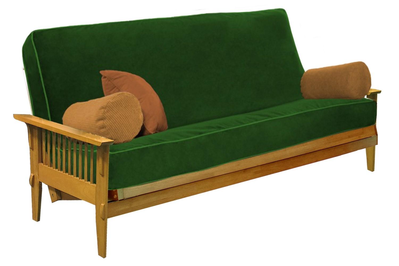 Wooden Futon Frame Oak | San Mateo Sofa Futon | The Futon Shop With Matteo Arm Sofa Chairs (Image 20 of 20)