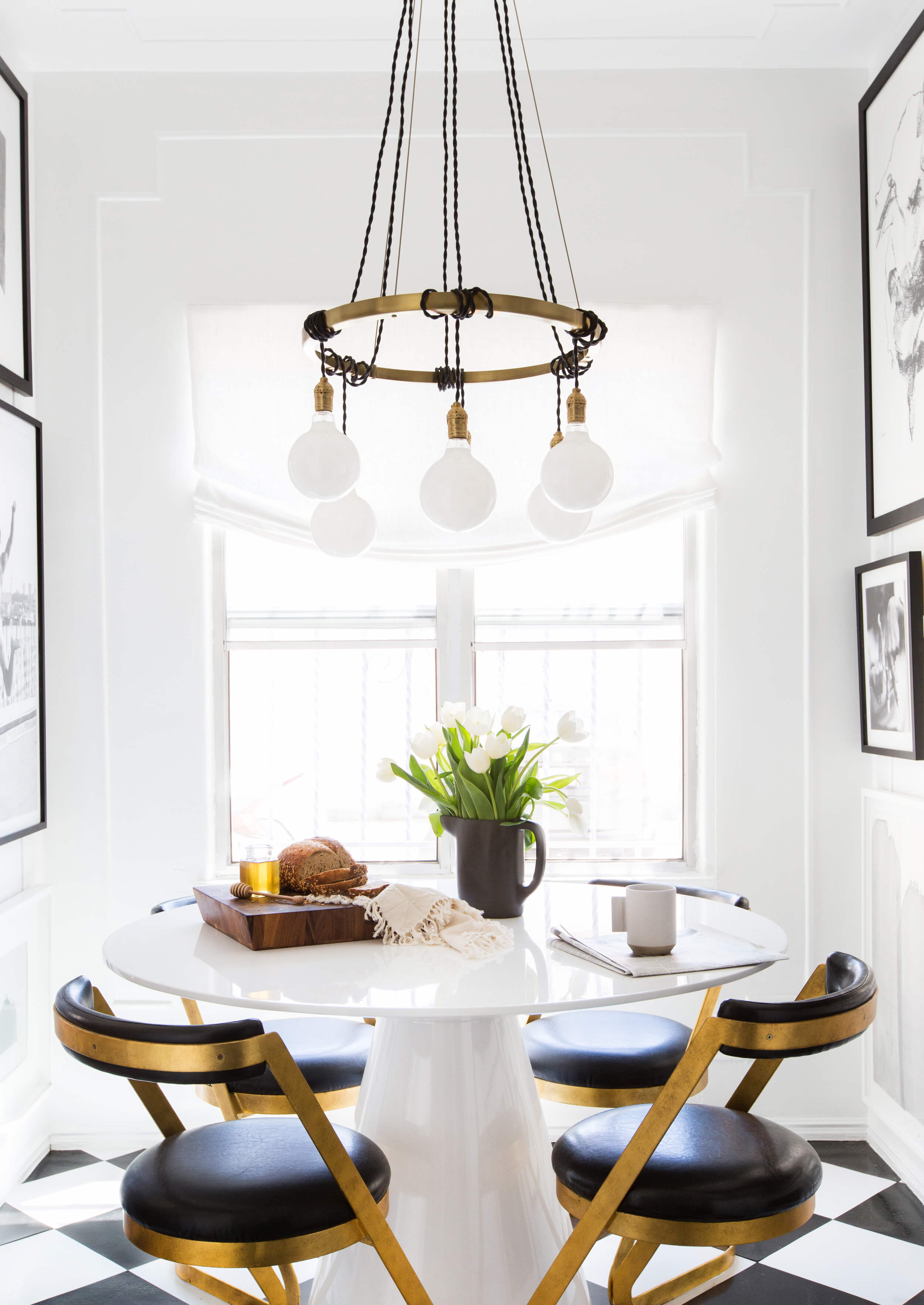 120 Budget Furniture Picks For An Affordable But Stylish Dining Room Throughout Newest Partin 3 Piece Dining Sets (Image 1 of 20)