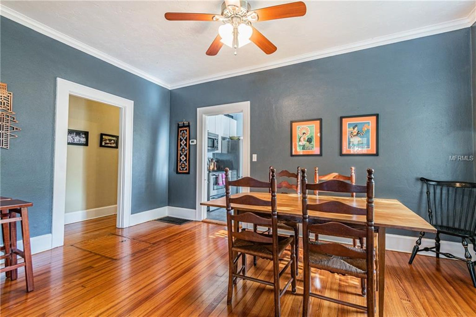 2754 4Th N Avenue, St Petersburg, Fl 33713 | Mls# T3177502 For Best And Newest Rarick 5 Piece Solid Wood Dining Sets (Set Of 5) (Image 1 of 20)
