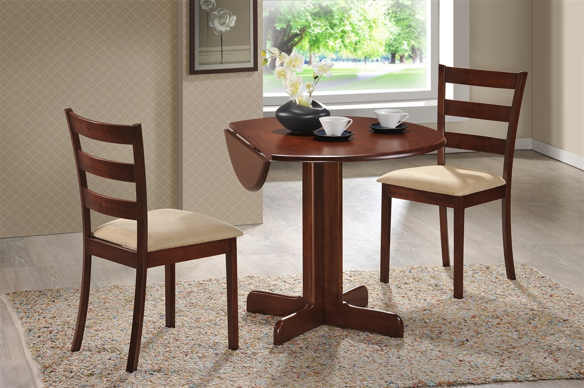 3 Piece Dining Set (View 11 of 20)