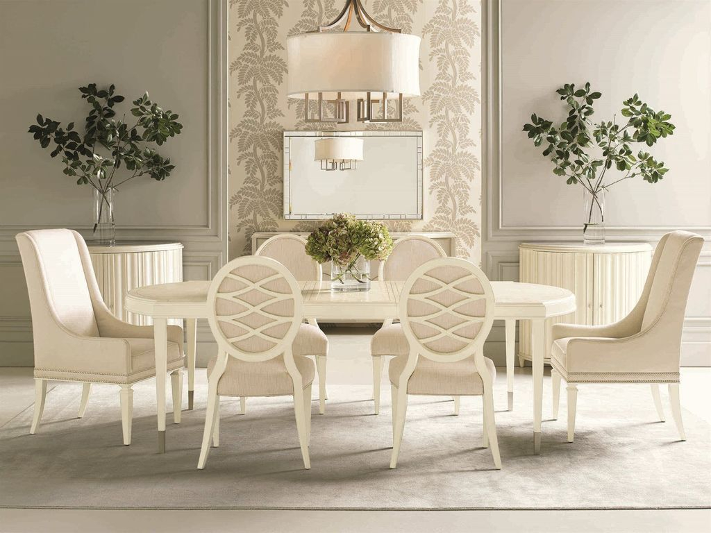 30+ Pretty Dining Room Decoration Ideas For Summer Season Throughout Best And Newest Tavarez 5 Piece Dining Sets (Image 1 of 20)