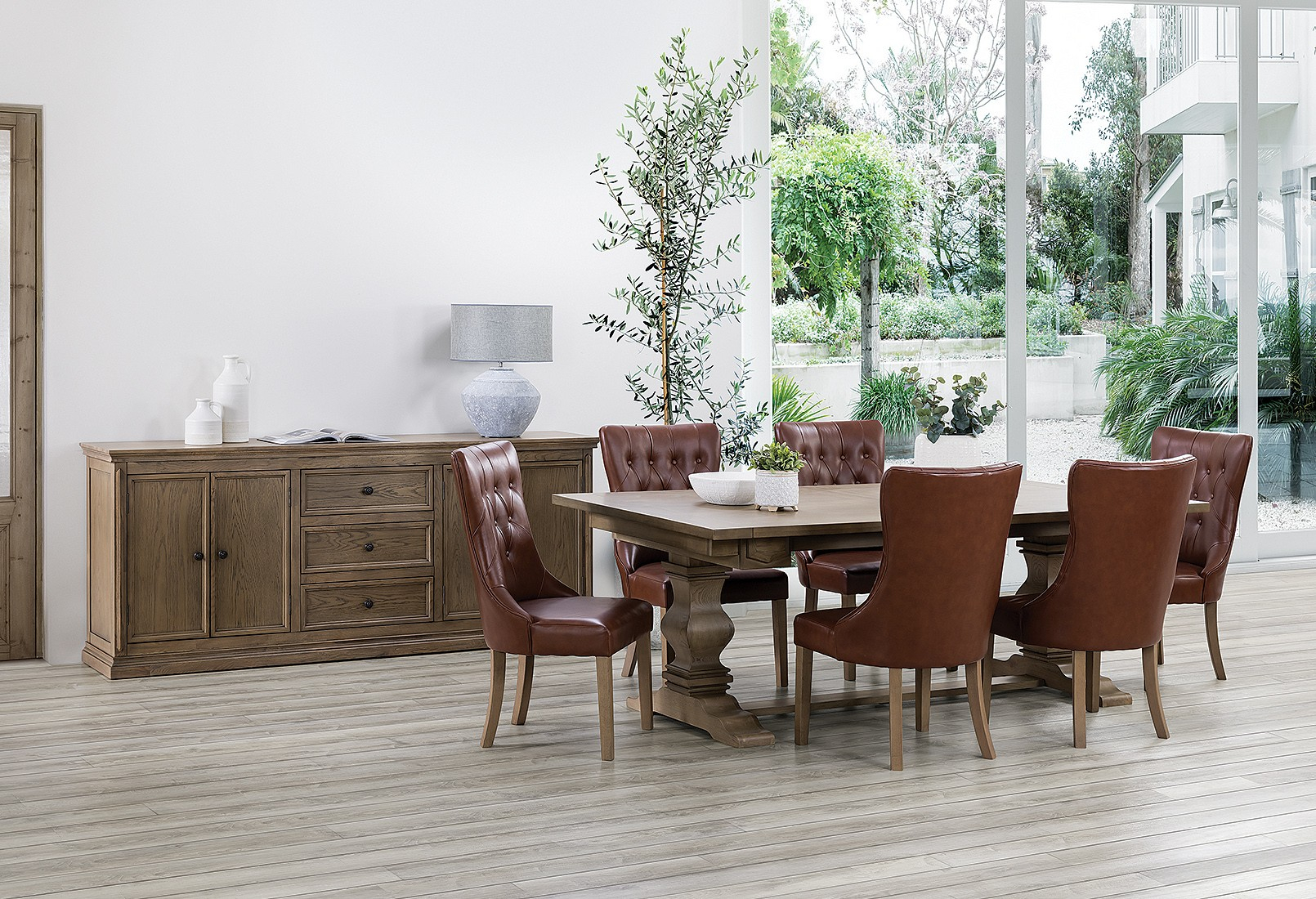 7 Piece Dining Sets | Amart Furniture Within Most Up To Date West Hill Family Table 3 Piece Dining Sets (View 16 of 20)