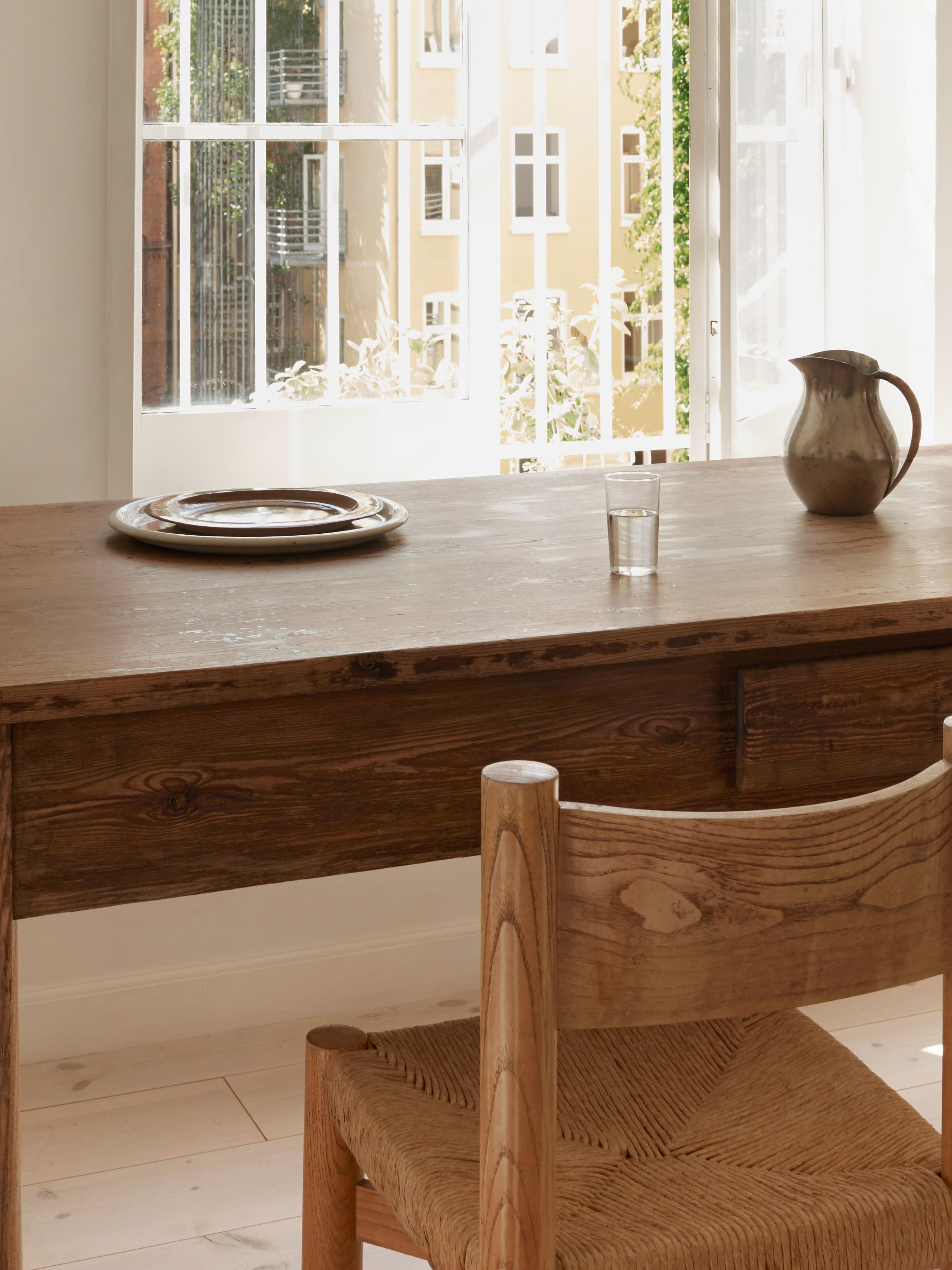A Farm Table Sent Us Into Debt | Architectural Digest Throughout Most Current Falmer 3 Piece Solid Wood Dining Sets (View 12 of 20)