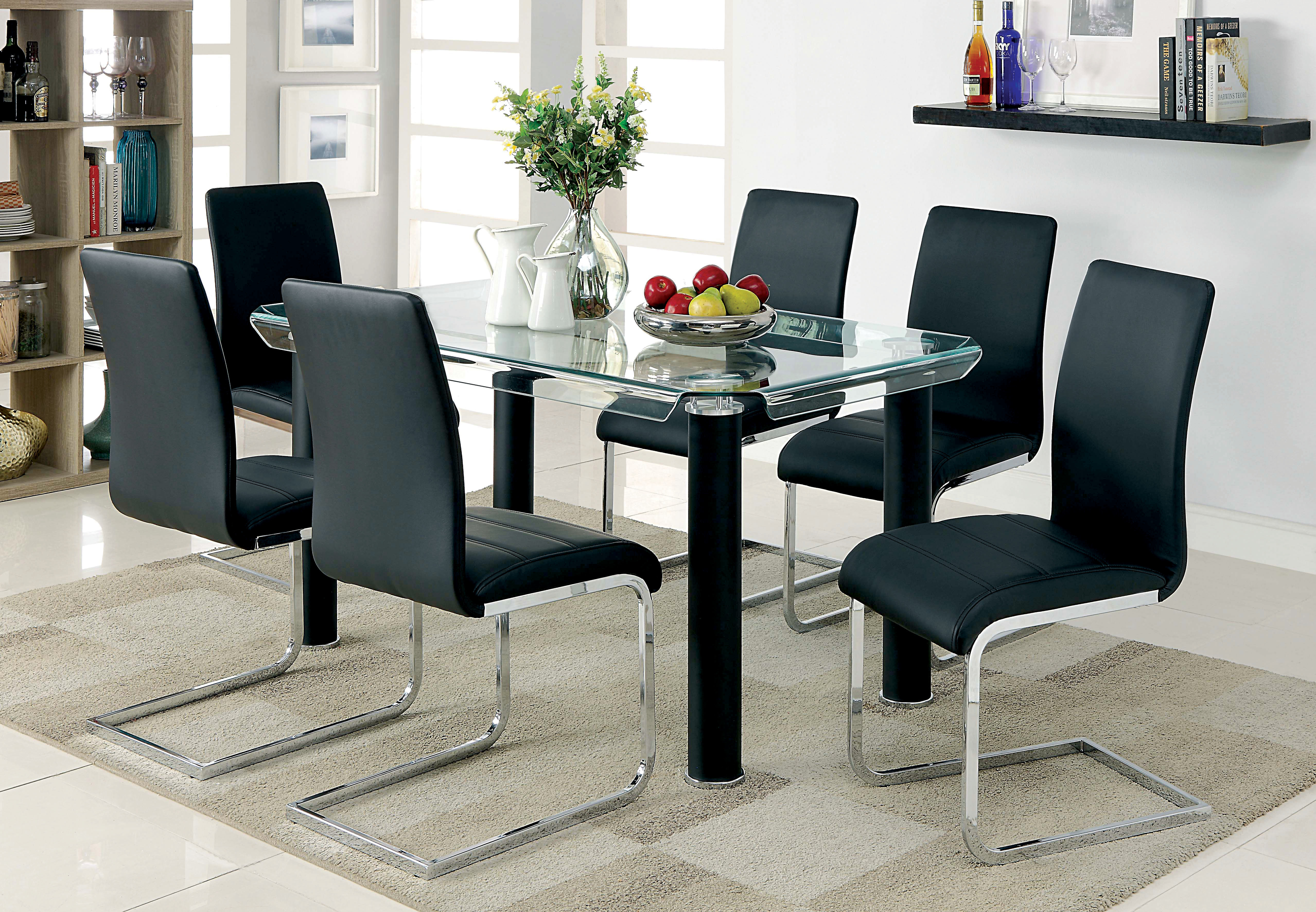 Arlinda 5 Piece Dining Set In Current Linette 5 Piece Dining Table Sets (View 4 of 20)