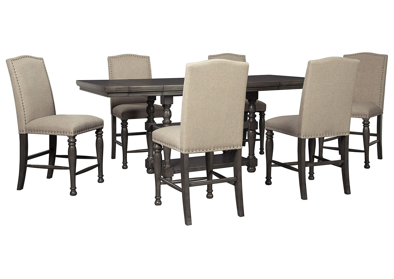 Ashley Furniture Homestore – Independently Owned And Operated For 2017 Berrios 3 Piece Counter Height Dining Sets (View 5 of 20)