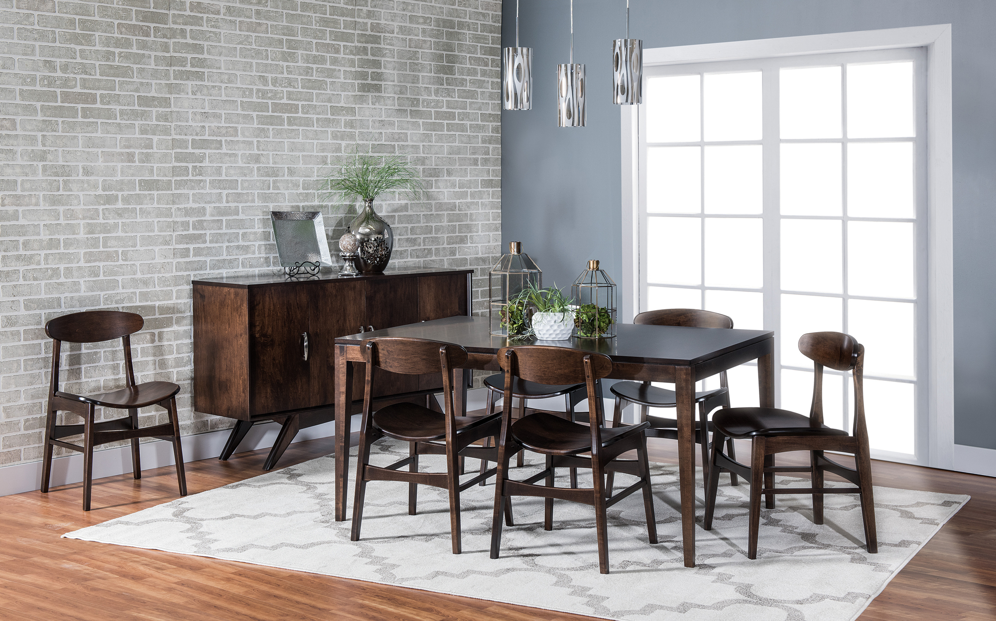 Bedford Hills Dining Table | Amish Dining Table | Weaver Dining Table For Most Recently Released Bedfo 3 Piece Dining Sets (View 11 of 20)