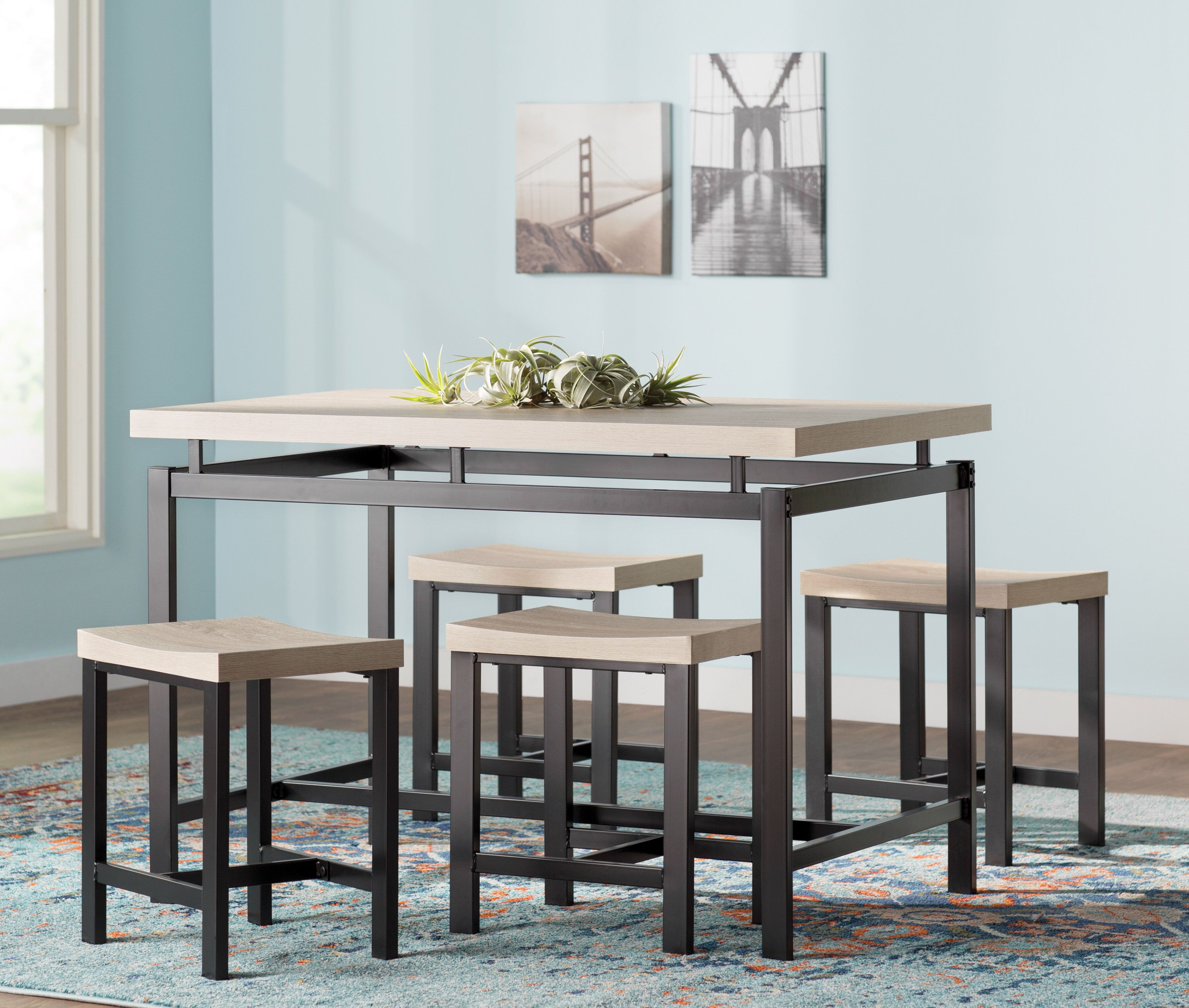Featured Image of Bryson 5 Piece Dining Sets