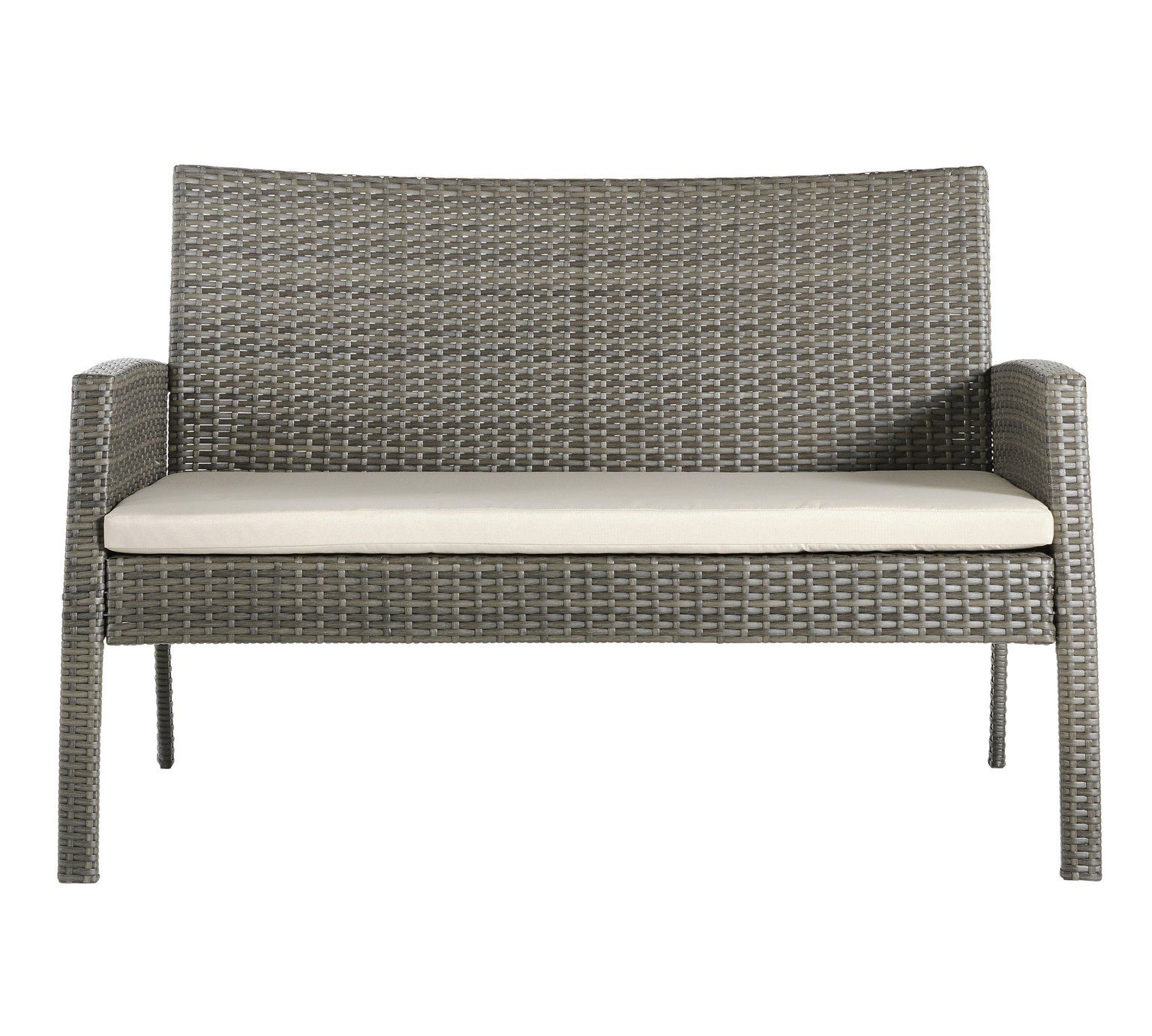 Buy Home Lucia 4 Seater Garden Sofa At Argos.co.uk, Visit Argos (View 18 of 20)
