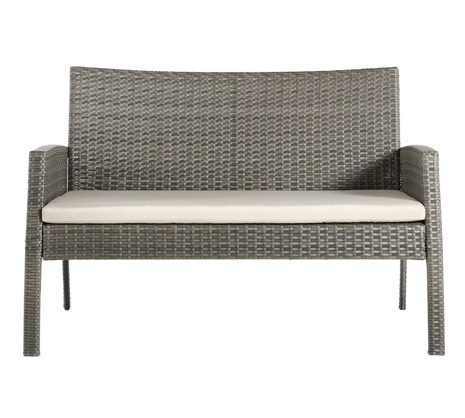 Buy Home Lucia 4 Seater Garden Sofa At Argos.co.uk, Visit Argos (Image 2 of 20)