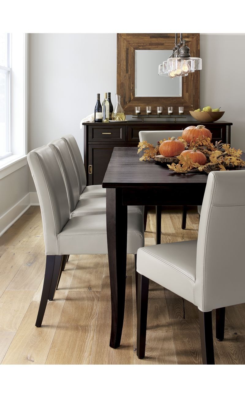 Cabria Dark Extension Dining Table | Products | Mirror Gallery Wall In Newest Mukai 5 Piece Dining Sets (Photo 13 of 20)