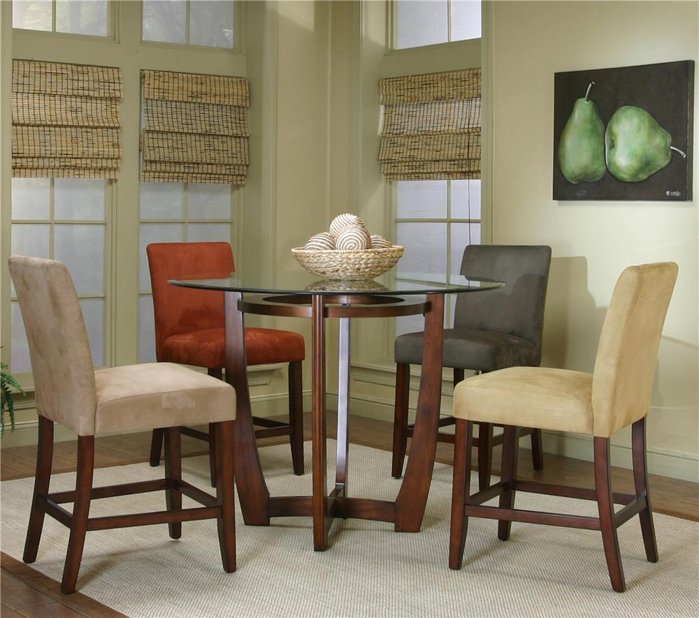 Counter Height Kitchen Table And Chair Set – Furniture & Interior Throughout Most Current Rossi 5 Piece Dining Sets (Image 5 of 20)