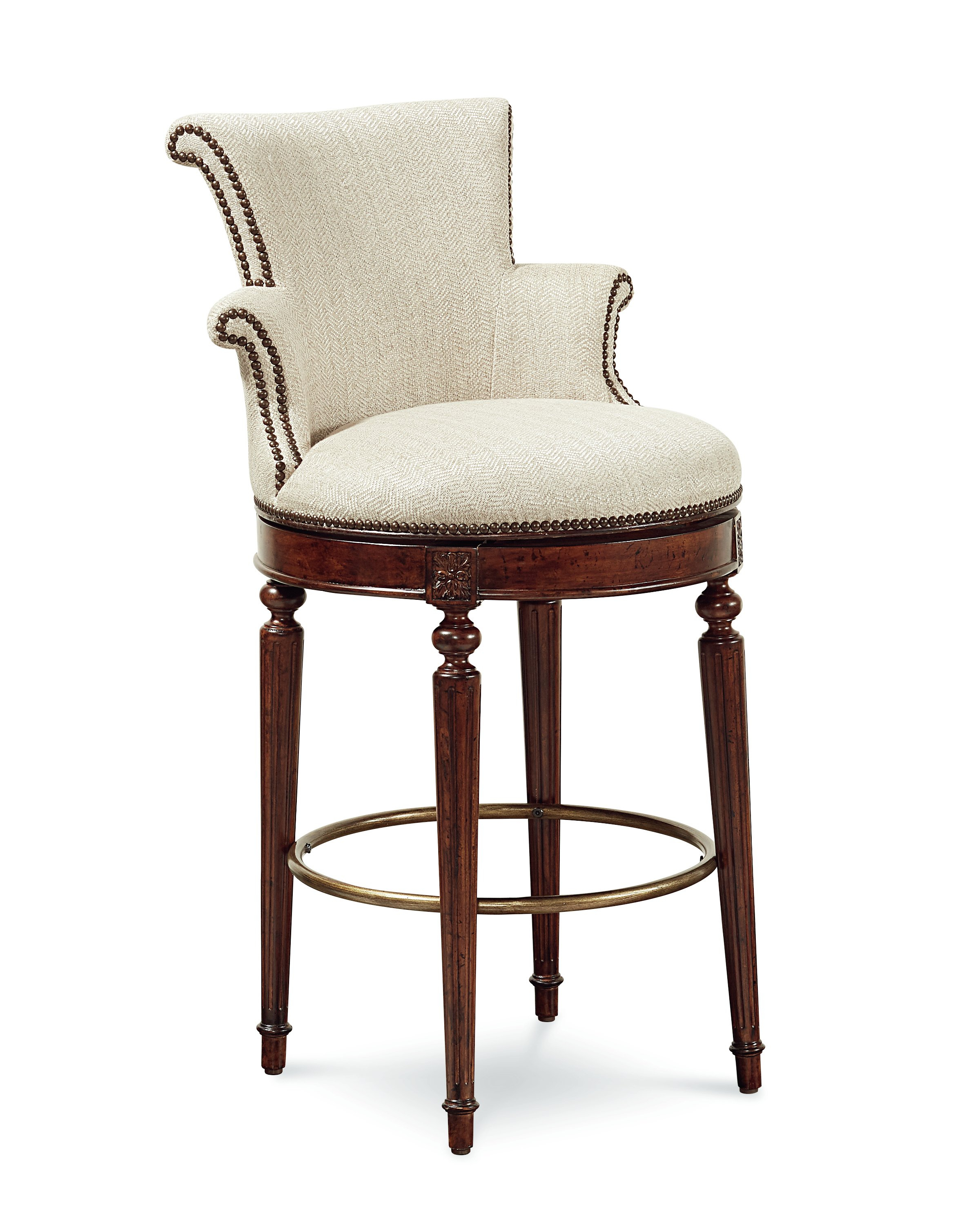 """Darby Home Co Autberry 30.5"""" Bar Stool With Cushion Within Best And Newest Autberry 5 Piece Dining Sets (Photo 9 of 20)"""