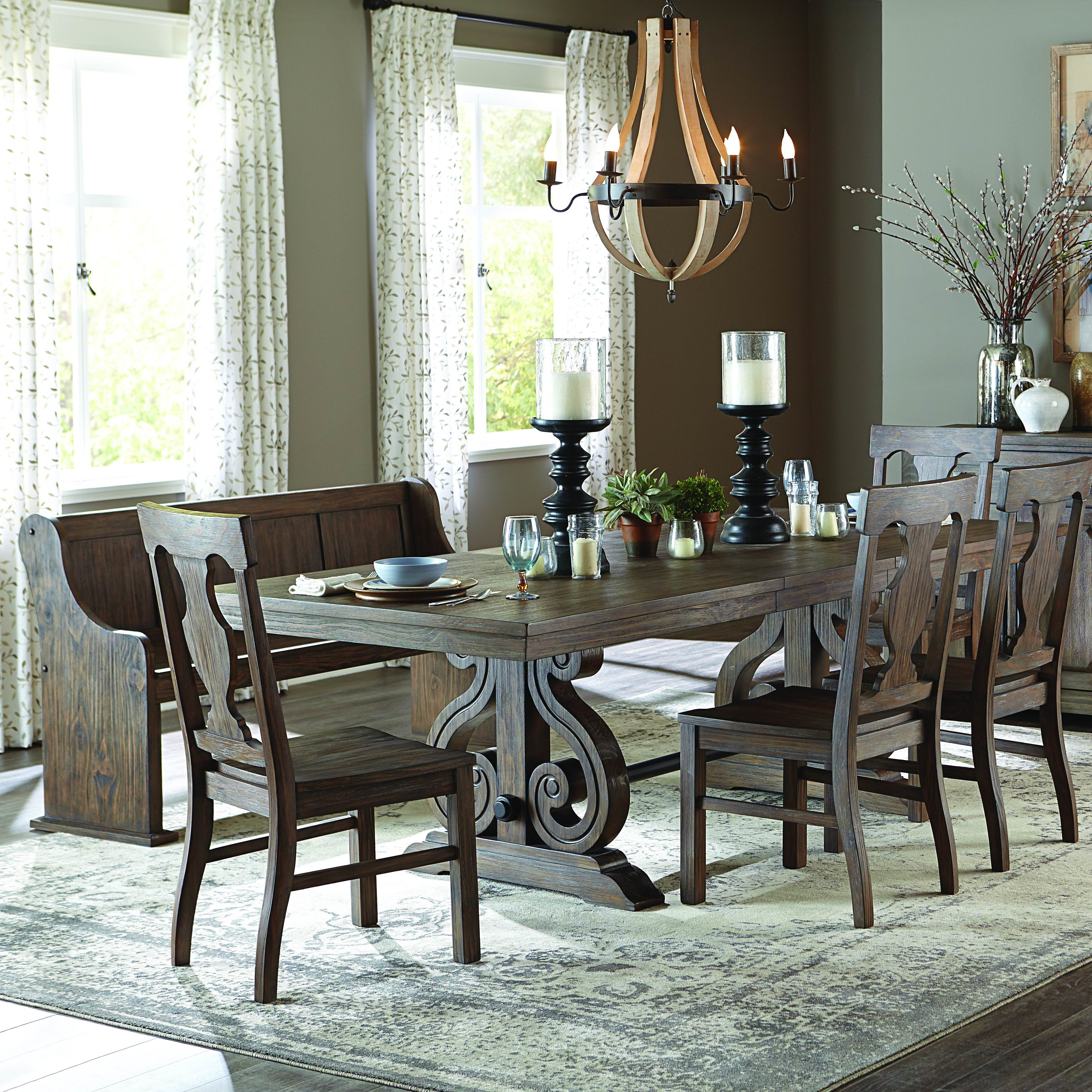 Darby Home Co Phyllis 6 Piece Extendable Dining Set With Regard To Best And Newest Nutter 3 Piece Dining Sets (Image 9 of 20)