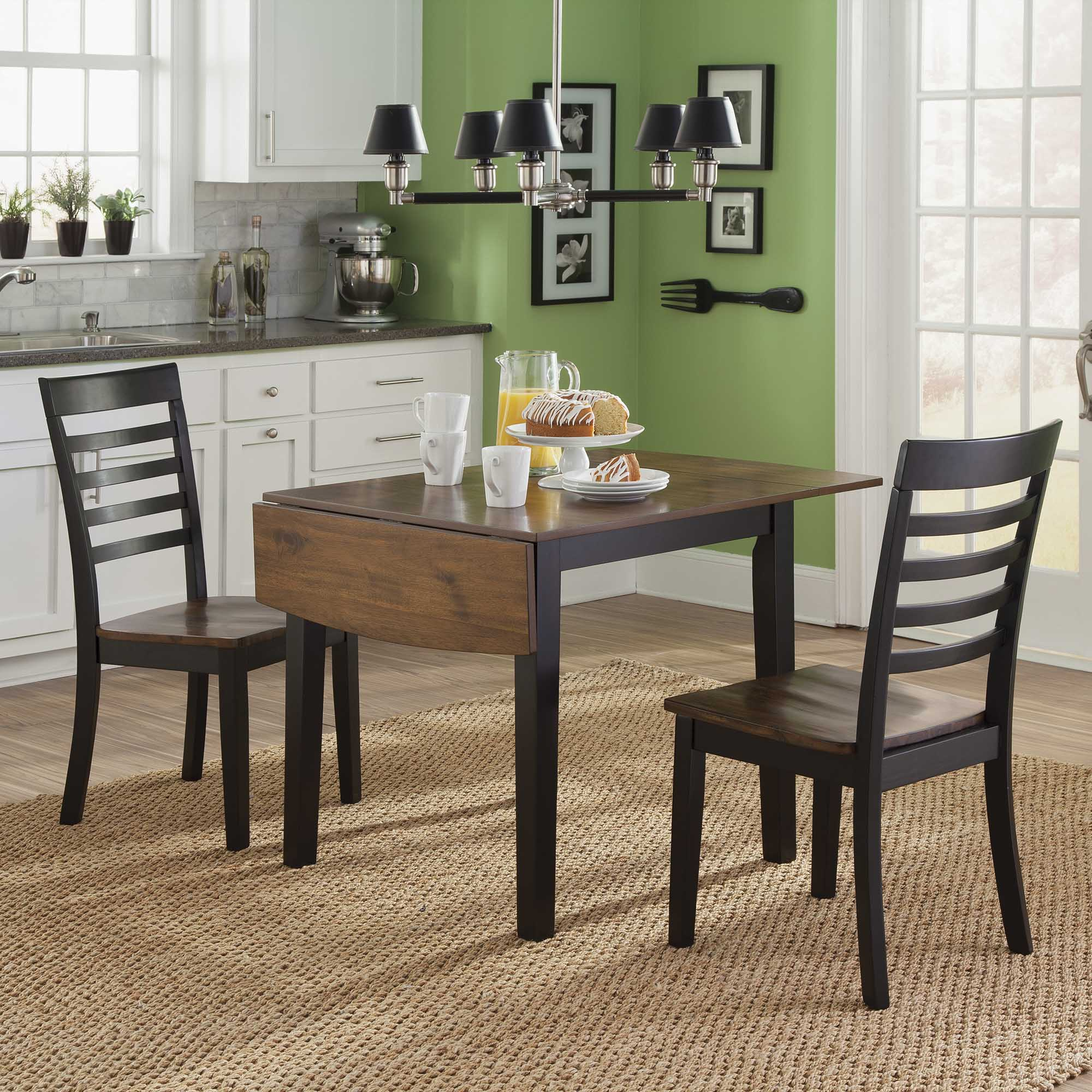 Dining | Liberty Regarding Latest Springfield 3 Piece Dining Sets (Photo 11 of 20)