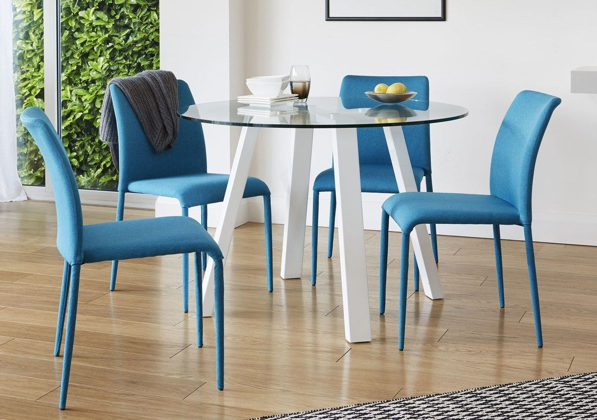 Dining Table Guide: How To Choose The Perfect Dining Table For Your Within Current Amir 5 Piece Solid Wood Dining Sets (Set Of 5) (Image 7 of 20)