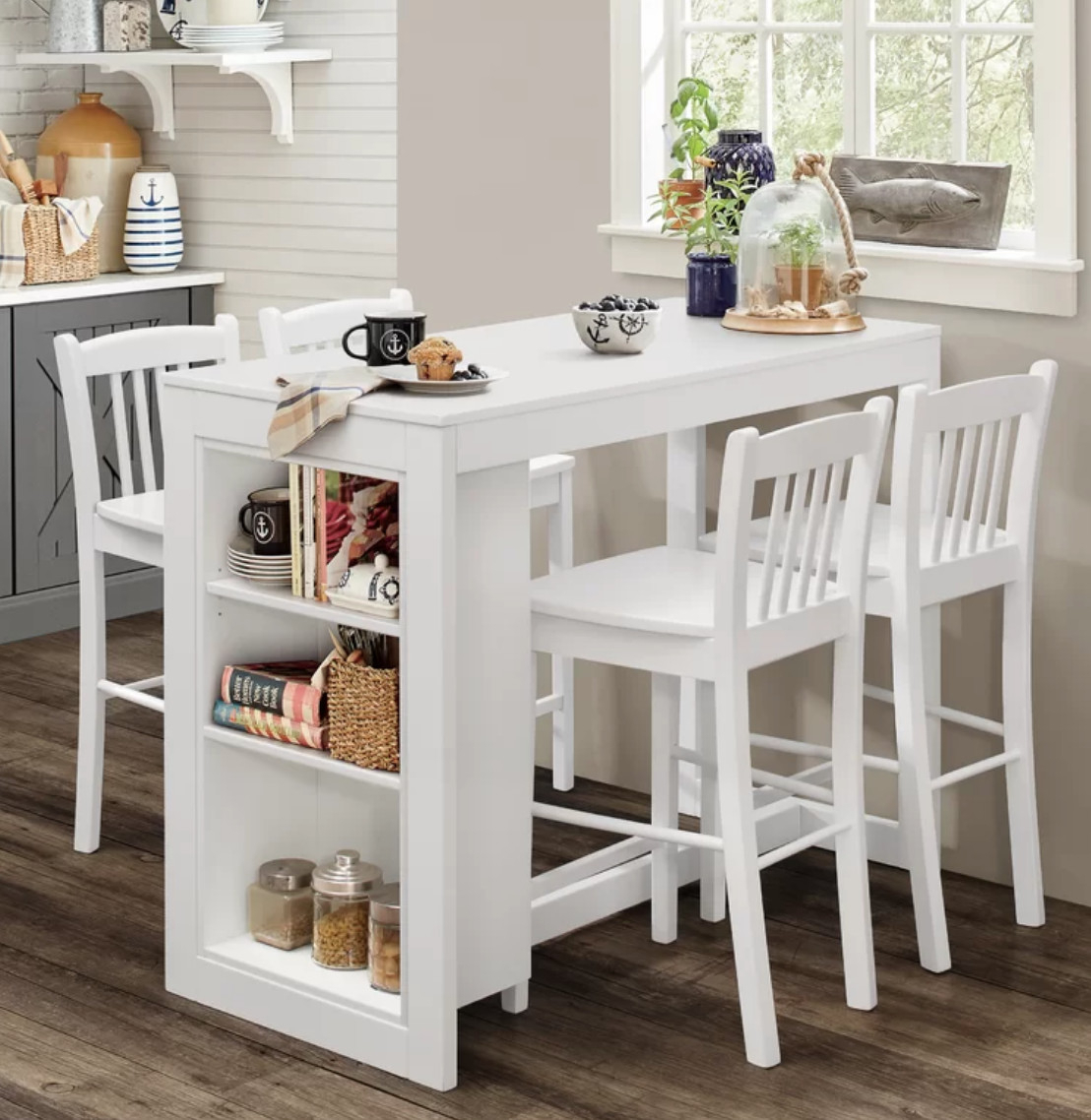 Dining Tables For Small Spaces – Small Spaces – Lonny Inside Most Recently Released Taulbee 5 Piece Dining Sets (View 12 of 20)