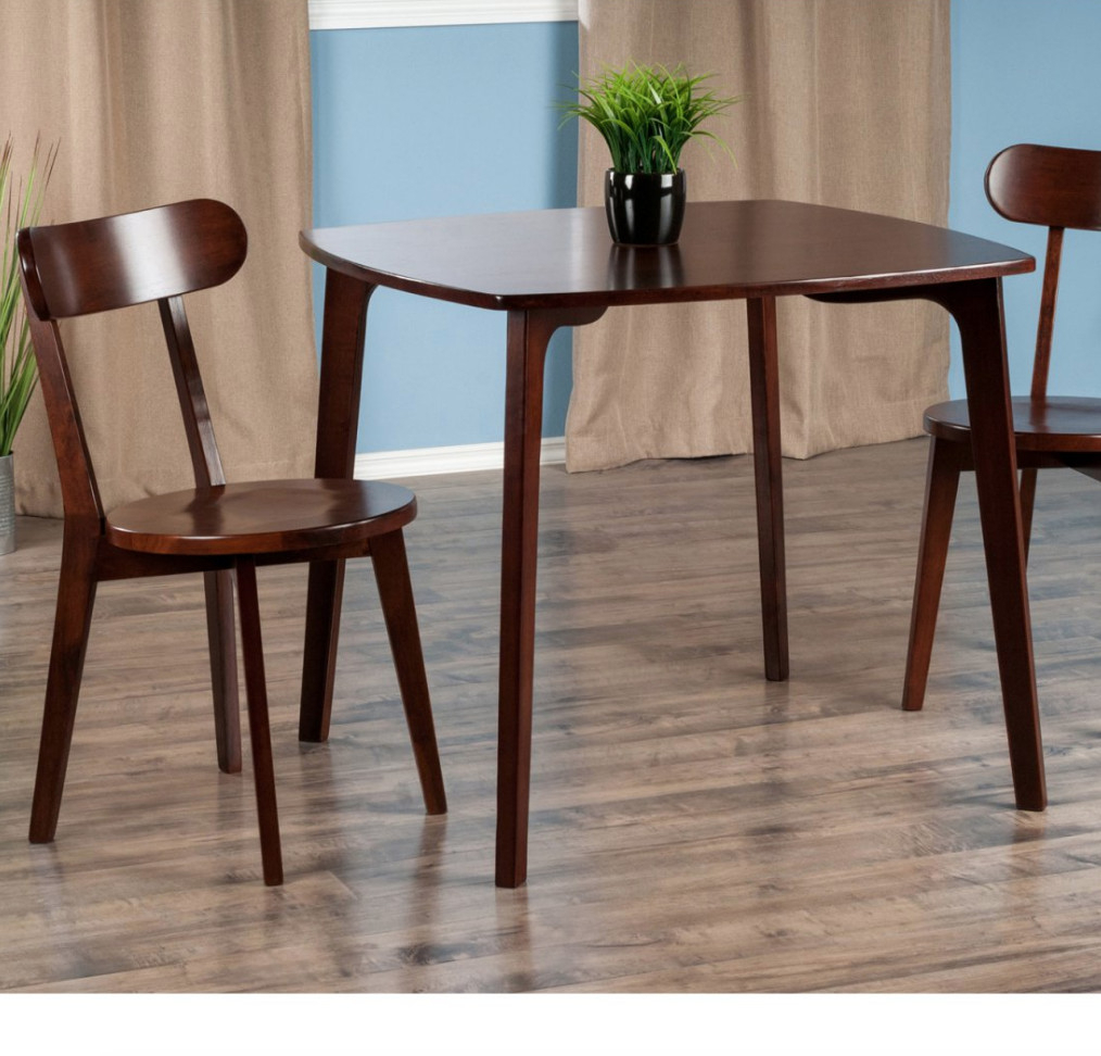 Dining Tables For Small Spaces – Small Spaces – Lonny With Latest Winsome 3 Piece Counter Height Dining Sets (Photo 18 of 20)
