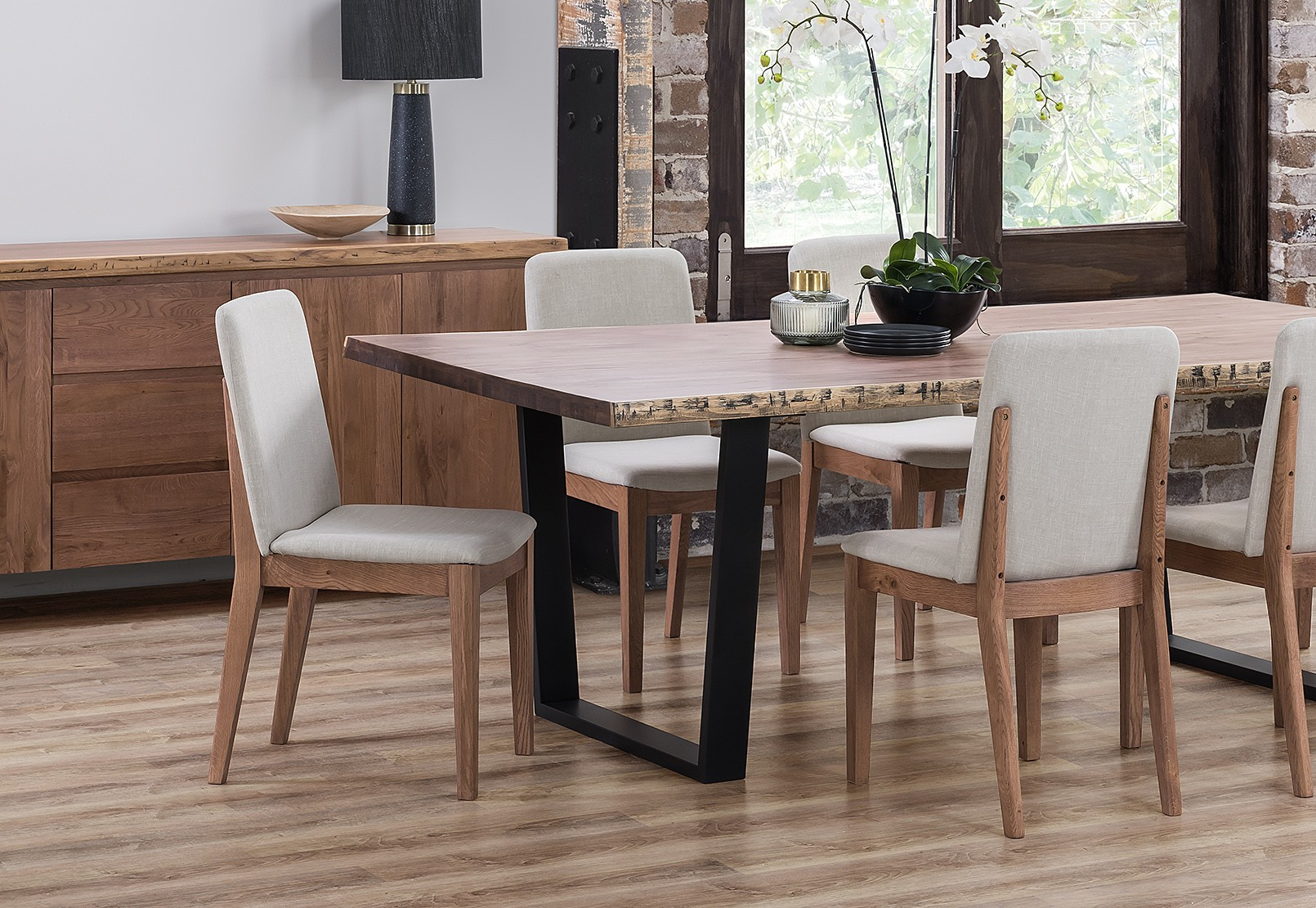 Dining Tables | Glass, Square, Wooden | Amart Furniture Inside 2017 North Reading 5 Piece Dining Table Sets (View 11 of 20)