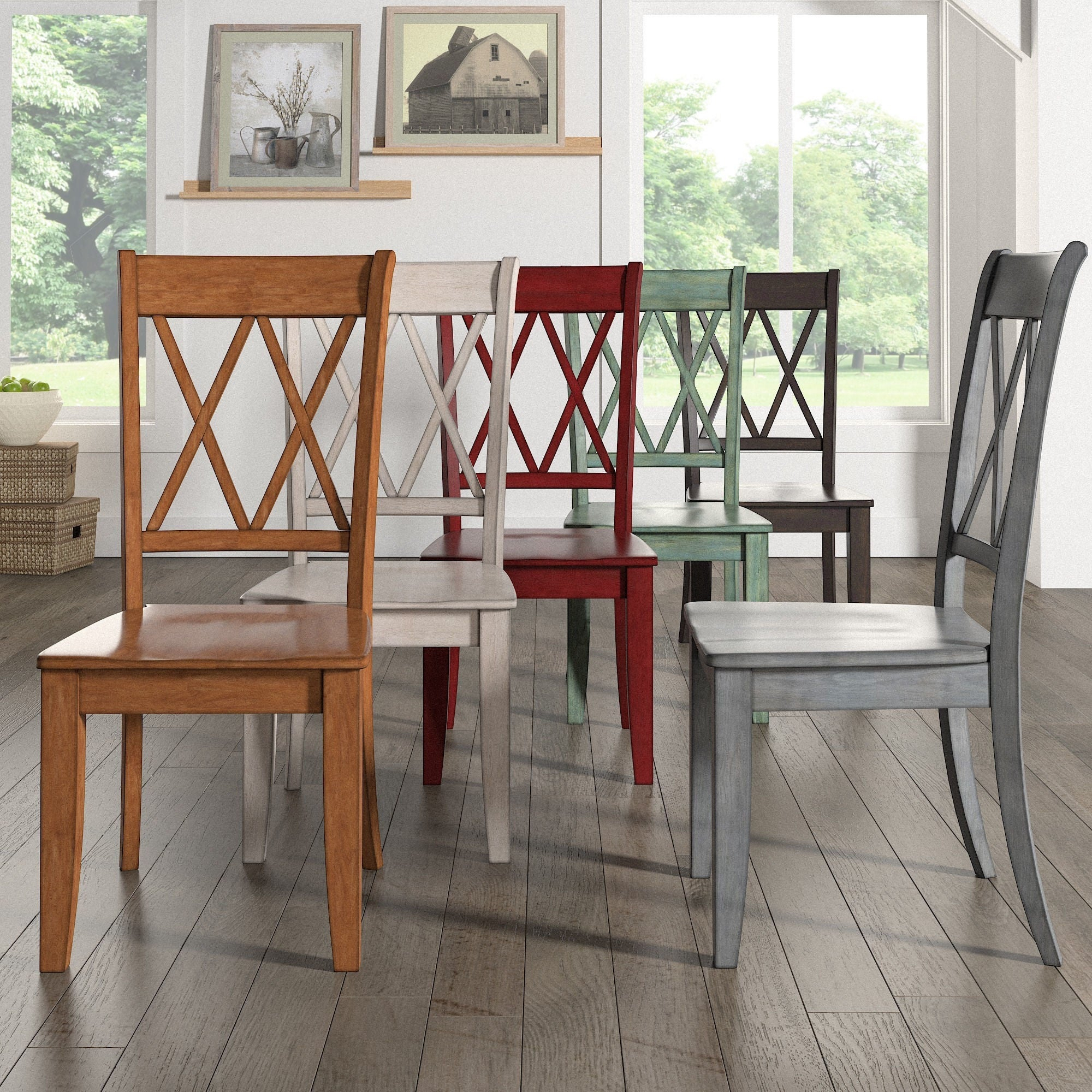 Farmhouse Dining Room & Bar Furniture | Find Great Furniture Deals With Regard To Newest Falmer 3 Piece Solid Wood Dining Sets (View 13 of 20)