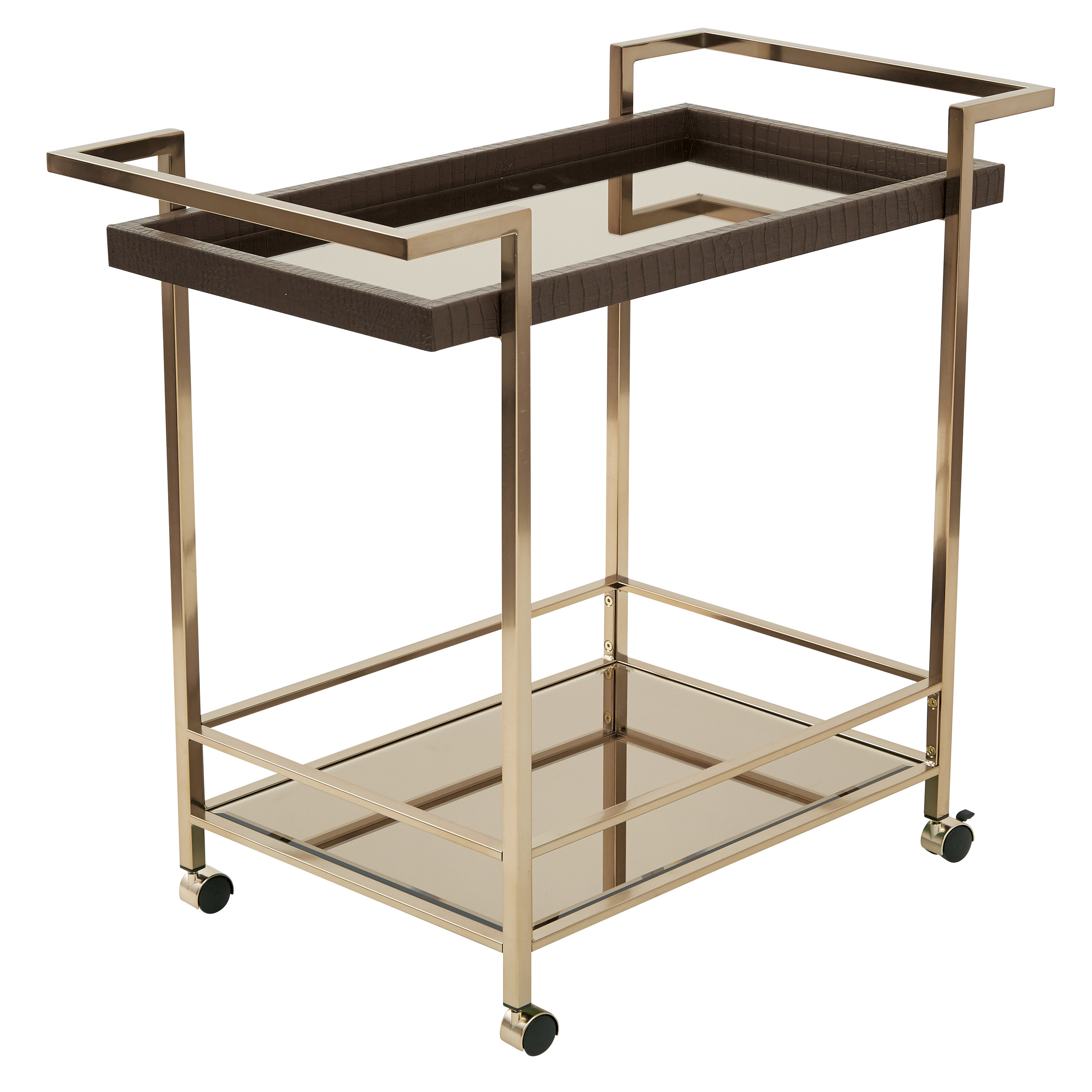 Ganya Bar Cart With Regard To Best And Newest Ganya 5 Piece Dining Sets (Image 9 of 20)