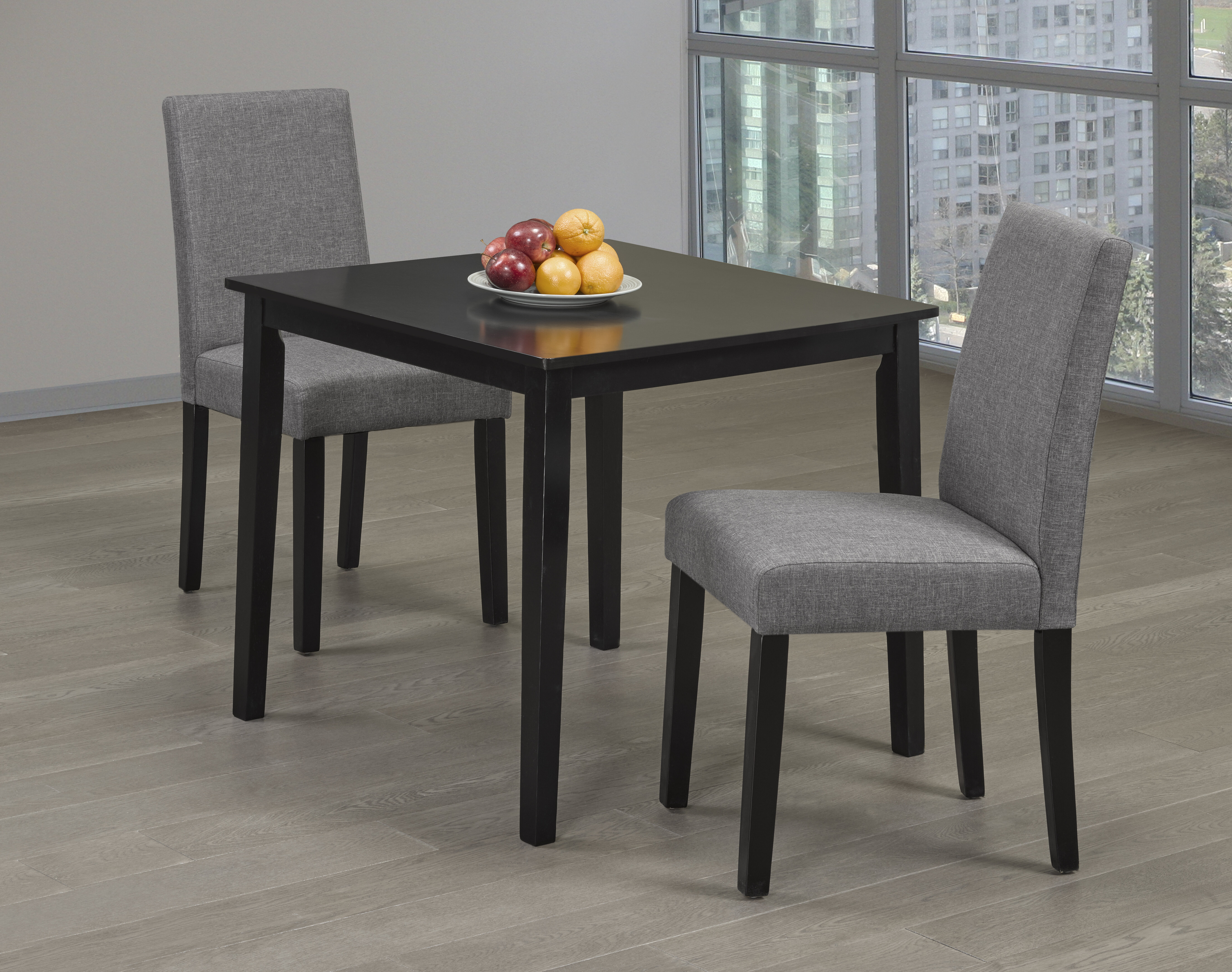 Genebern 3 Piece Dining Set Within Most Current Baillie 3 Piece Dining Sets (Image 8 of 20)