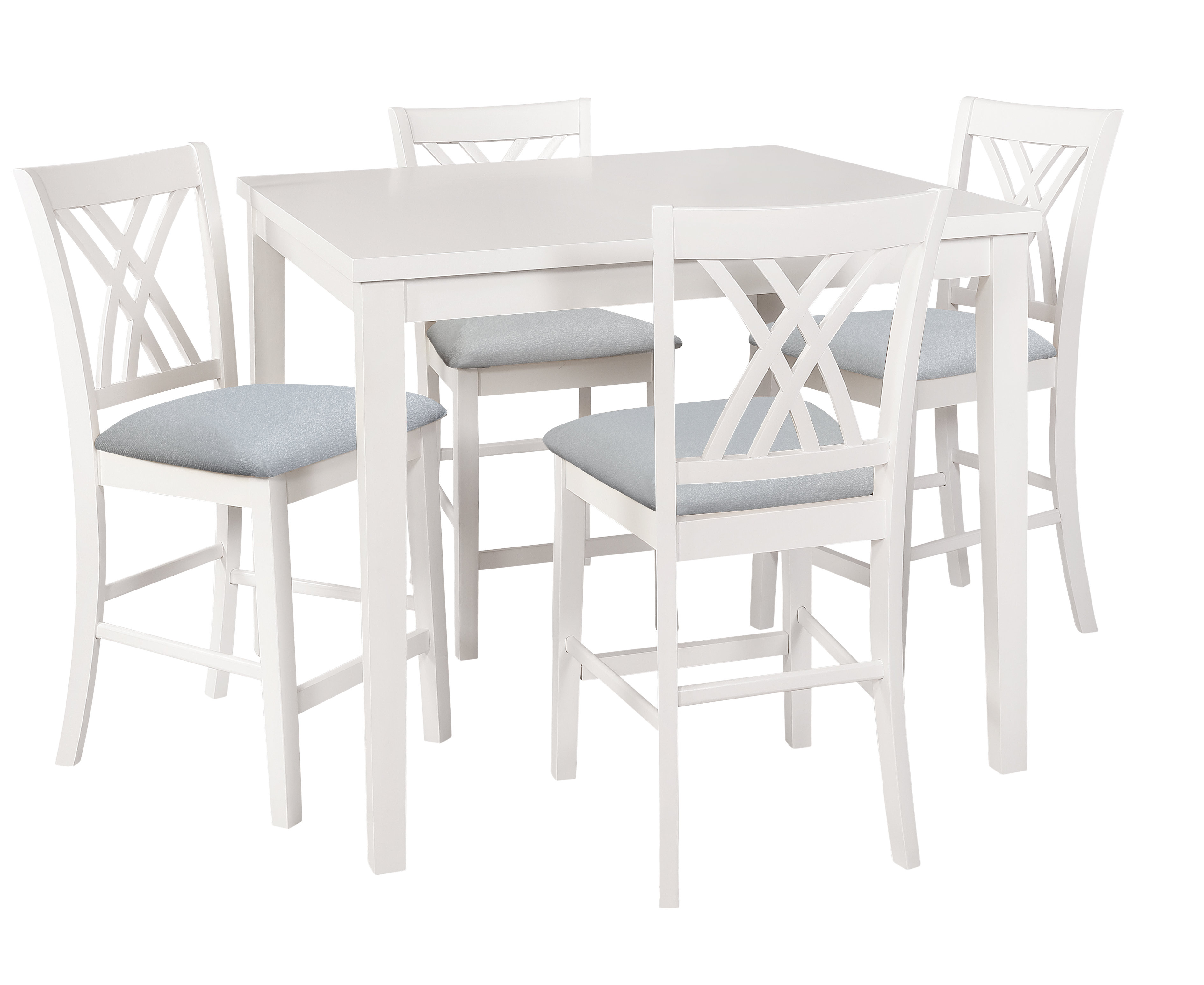 Gisella 5 Piece Breakfast Nook Dining Set For Most Popular 5 Piece Breakfast Nook Dining Sets (Photo 10 of 20)