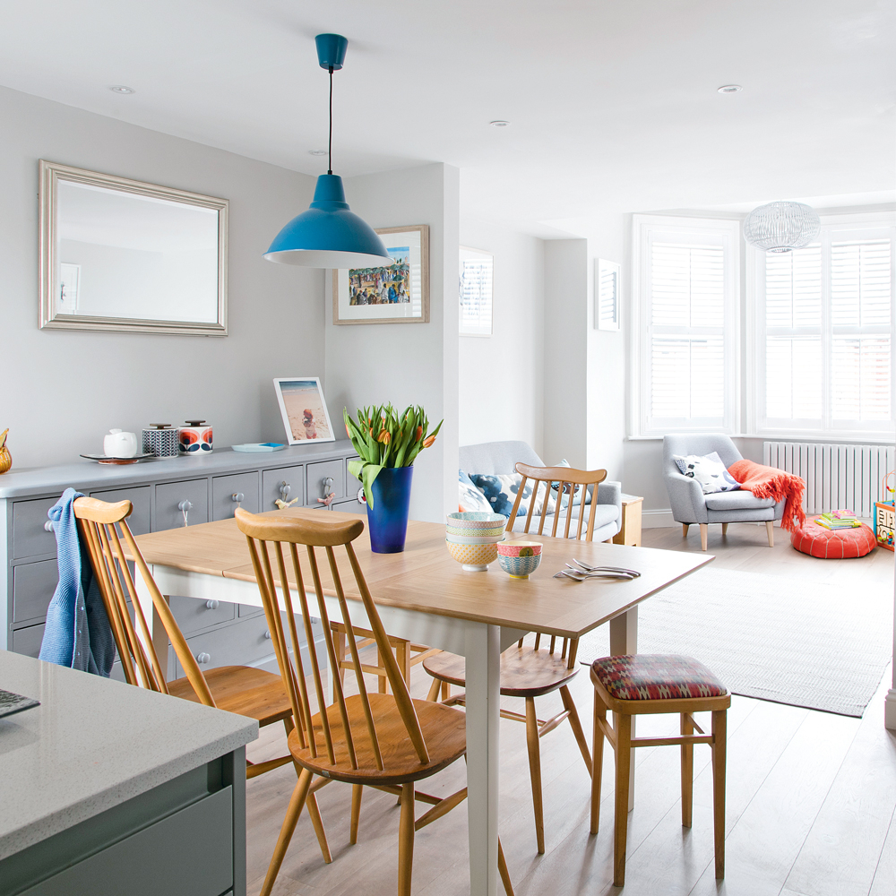 Grey Dining Room Ideas – Grey Dining Room Chairs – Grey Dining Room Inside Most Up To Date Giles 3 Piece Dining Sets (Image 9 of 20)