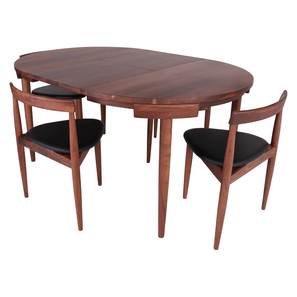 Hans Olsen Dining Package – Replica – Includes Table & Chairs In Most Up To Date Ganya 5 Piece Dining Sets (Photo 14 of 20)
