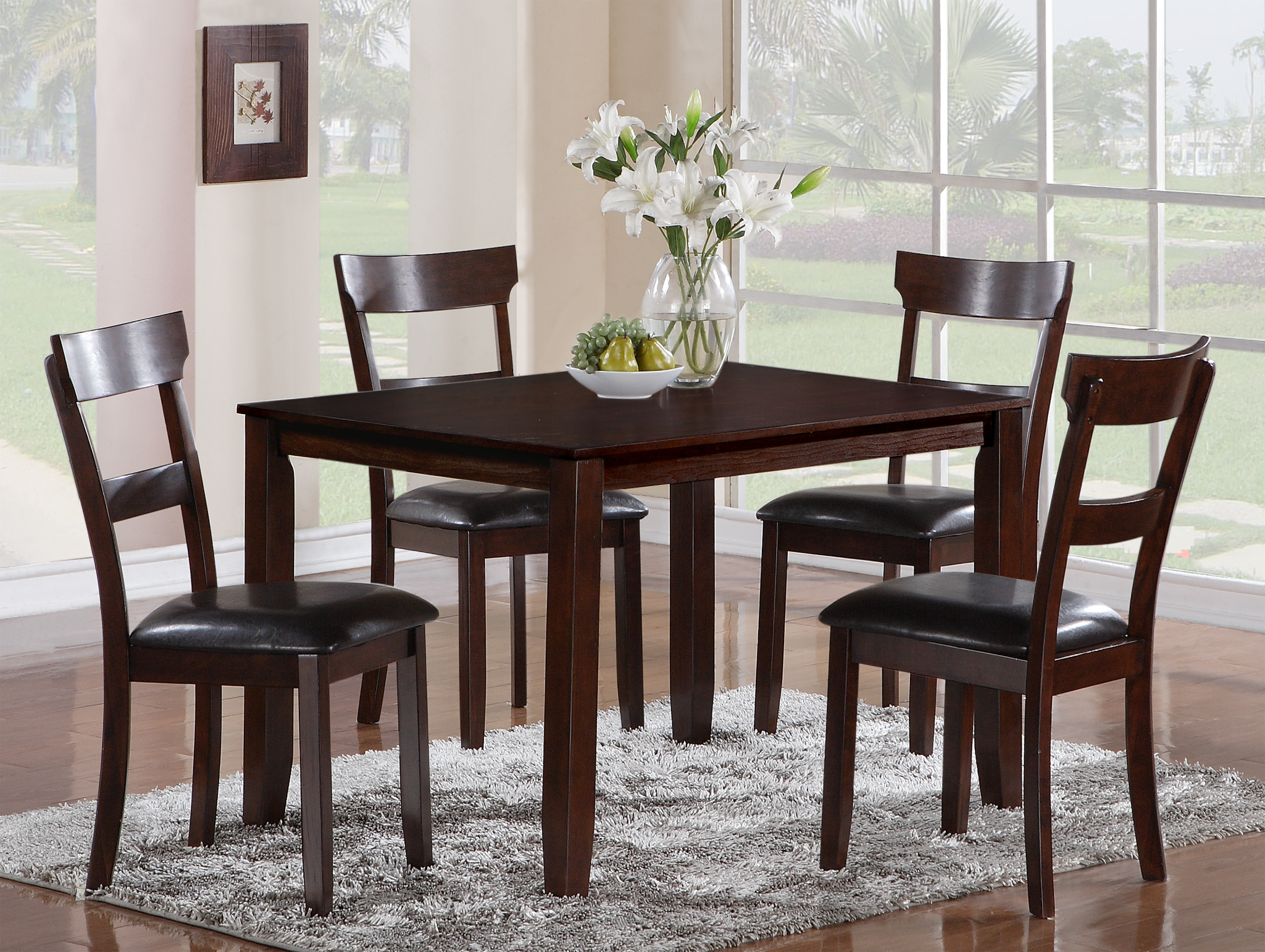 Henderson Dining Collection For Best And Newest Cargo 5 Piece Dining Sets (View 7 of 20)