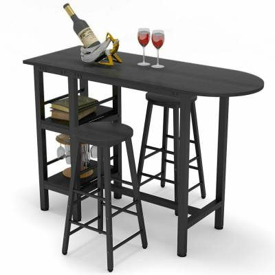Home & Garden – Furniture: Find Tribesigns Products Online At For Latest Presson 3 Piece Counter Height Dining Sets (View 3 of 20)