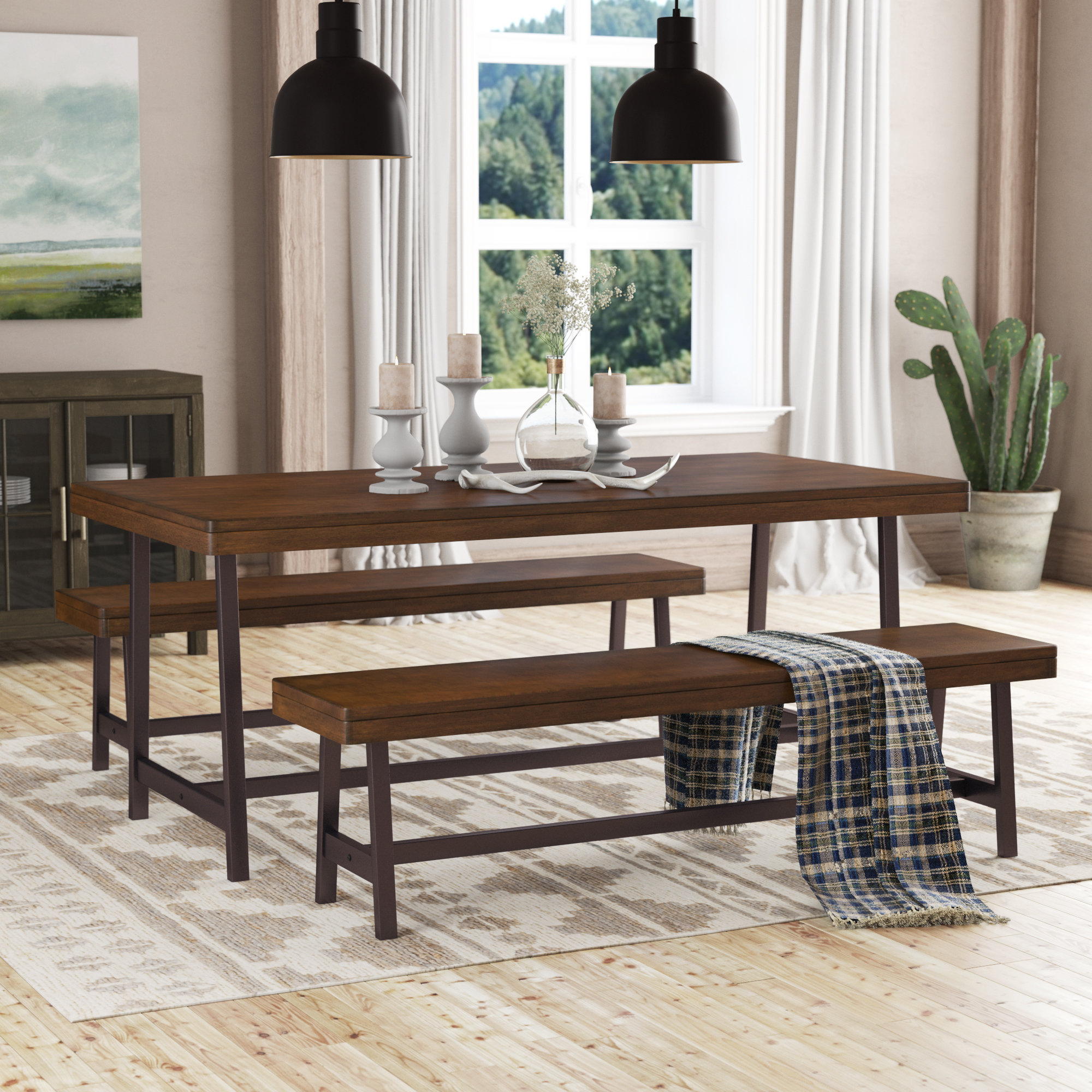 Huntington 3 Piece Dining Set With Recent Frida 3 Piece Dining Table Sets (View 13 of 20)