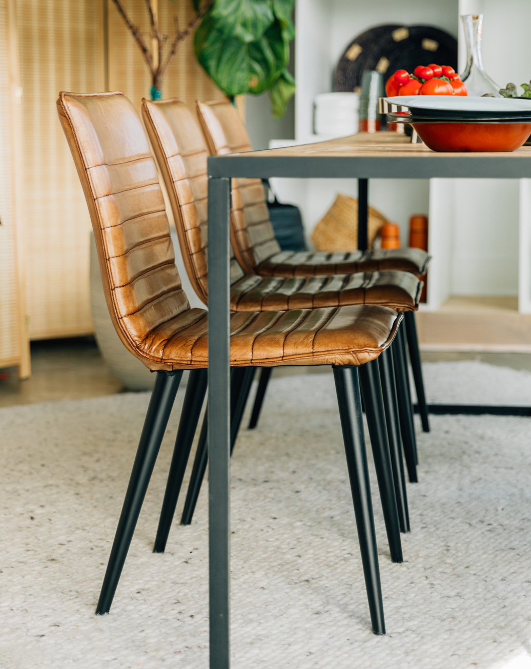 Industrial, Mid Century Modern Furnishings And Decor: Industry West Pertaining To Recent West Hill Family Table 3 Piece Dining Sets (View 20 of 20)