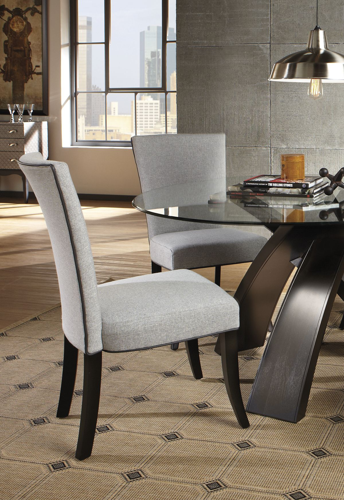 Invigorate An Uninspired Dining Set With A Table That Will Catch With 2018 Delmar 5 Piece Dining Sets (View 5 of 20)