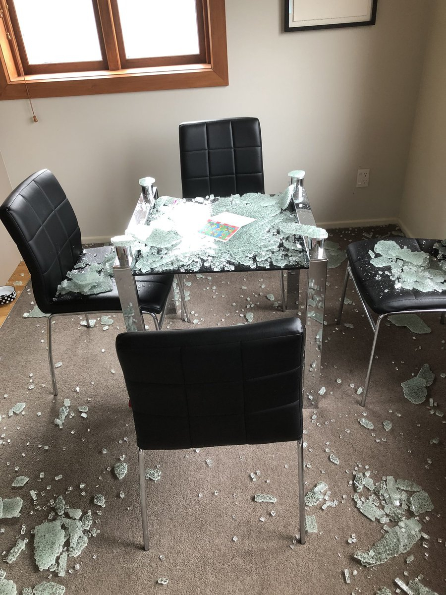 "Jarrod Gilbert On Twitter: ""it Appears As Though The Cats Had A Throughout Most Recent Jarrod 5 Piece Dining Sets (Photo 20 of 20)"