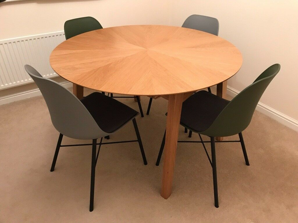 John Lewis Duhrer Extending Dining Table – Seats 4 6 – Excellent Condition  – Rrp £699 | In Cambridge, Cambridgeshire | Gumtree Pertaining To Most Recently Released John 4 Piece Dining Sets (Image 13 of 20)