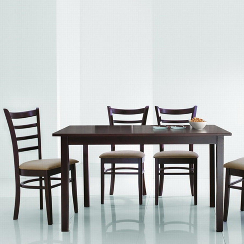 Featured Image of Baxton Studio Keitaro 5 Piece Dining Sets