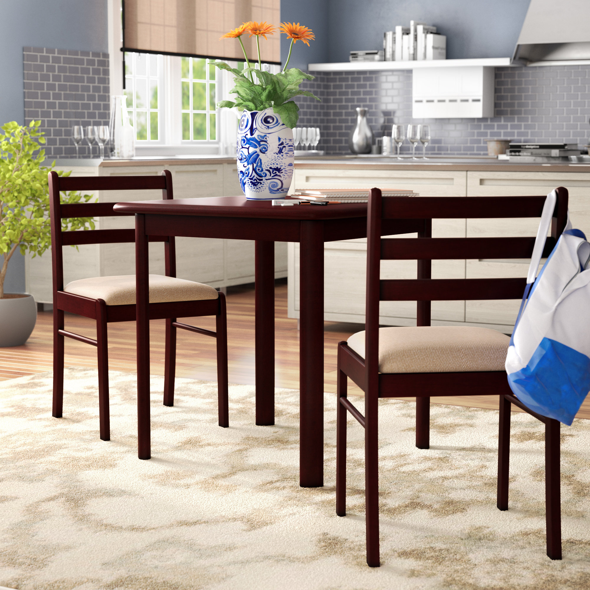 Featured Image of Kinsler 3 Piece Bistro Sets