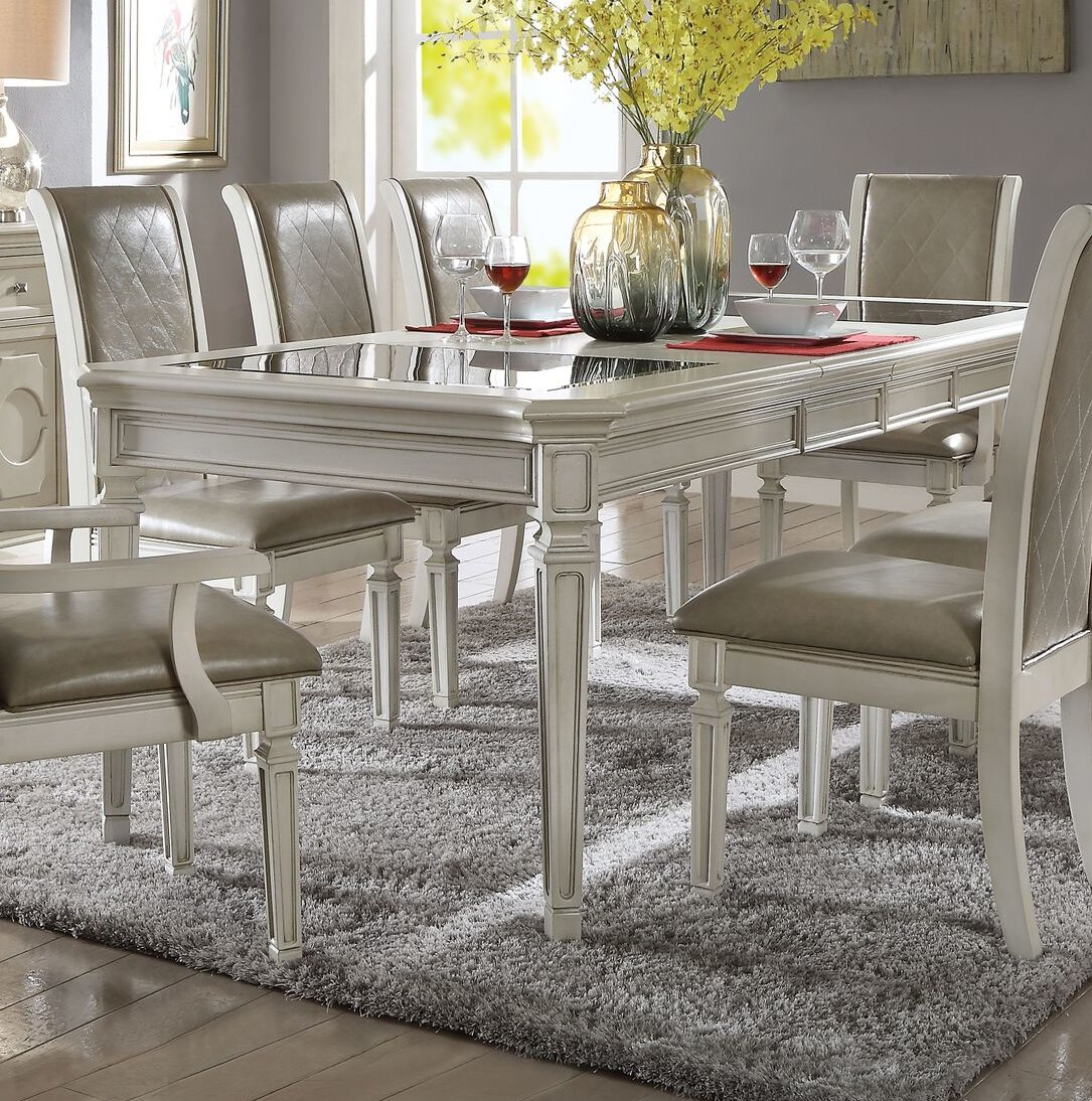 Lamotte Dining Table Throughout Current Lamotte 5 Piece Dining Sets (Image 11 of 20)