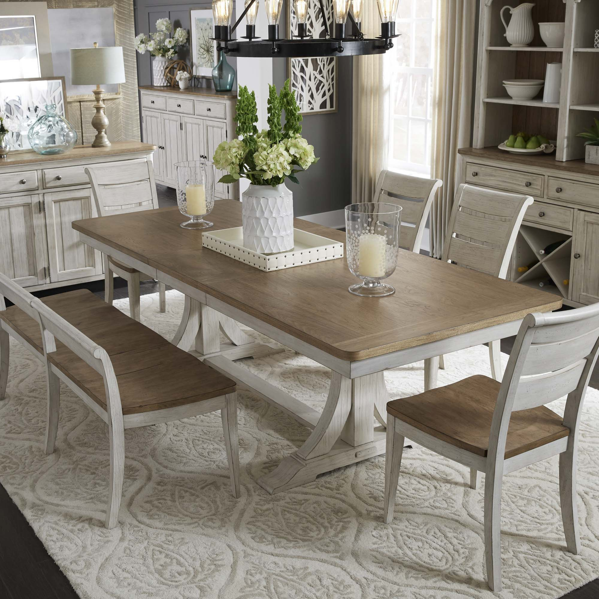 Liberty Furniture | Home Furniture, Home Décor, Furniture Online Pertaining To Newest Cincinnati 3 Piece Dining Sets (View 10 of 20)
