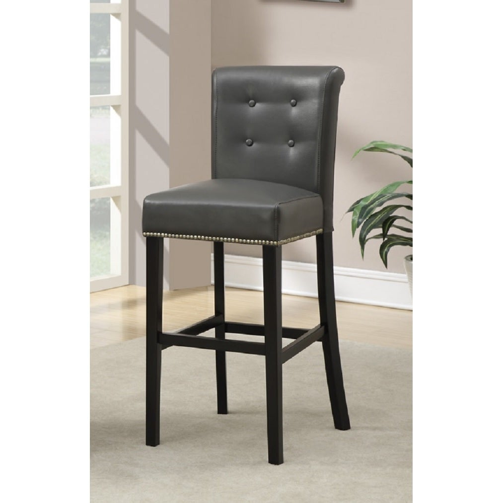 London Barstools (Set Of 2) With Latest Lonon 3 Piece Dining Sets (Image 11 of 20)