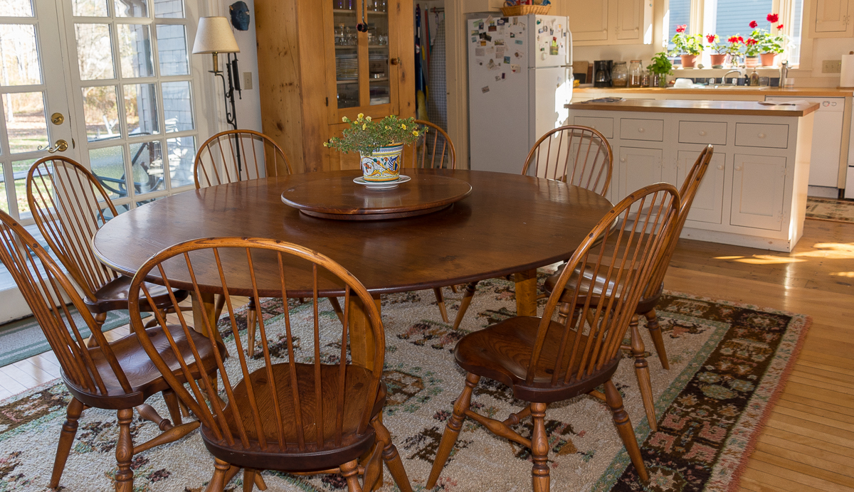 Maine Vacation Home Rental | Village Rentals | Conover House Within Most Popular Conover 5 Piece Dining Sets (Photo 13 of 20)
