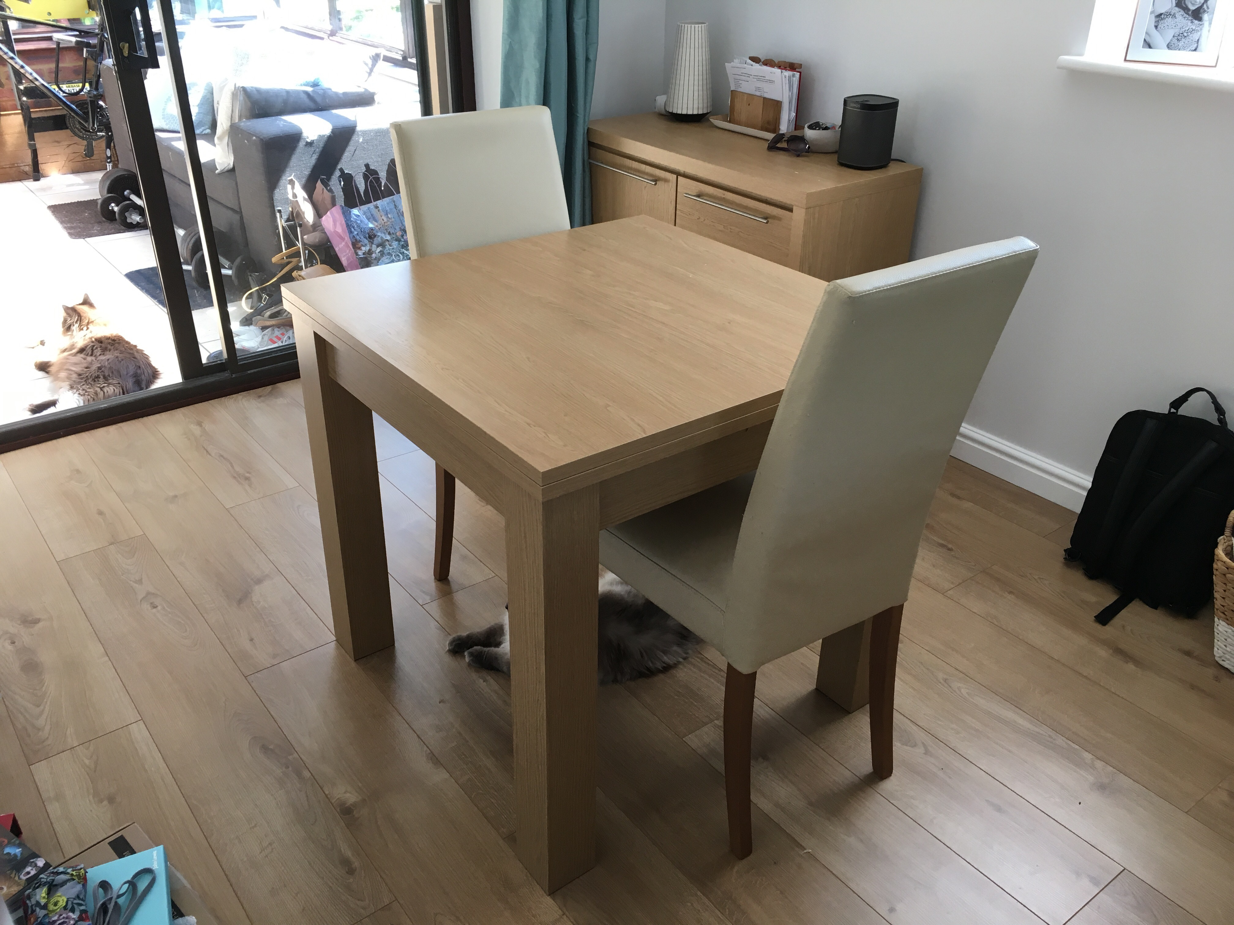 New Dining Furniture From John Lewis' Alba Range (Review) | Life Of Man In Most Up To Date John 4 Piece Dining Sets (Image 18 of 20)