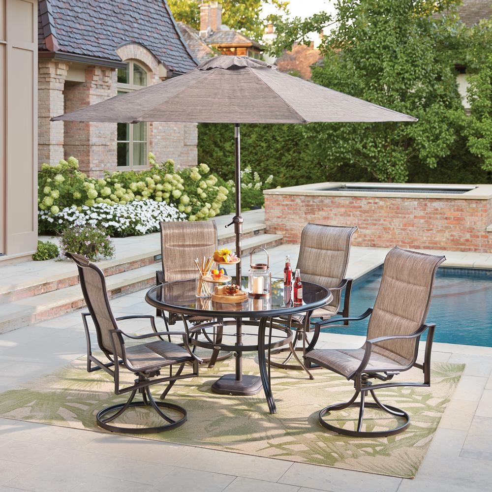 Outdoor Dining | Kitchelsalaskaguideservice Within Best And Newest Lamotte 5 Piece Dining Sets (Image 16 of 20)
