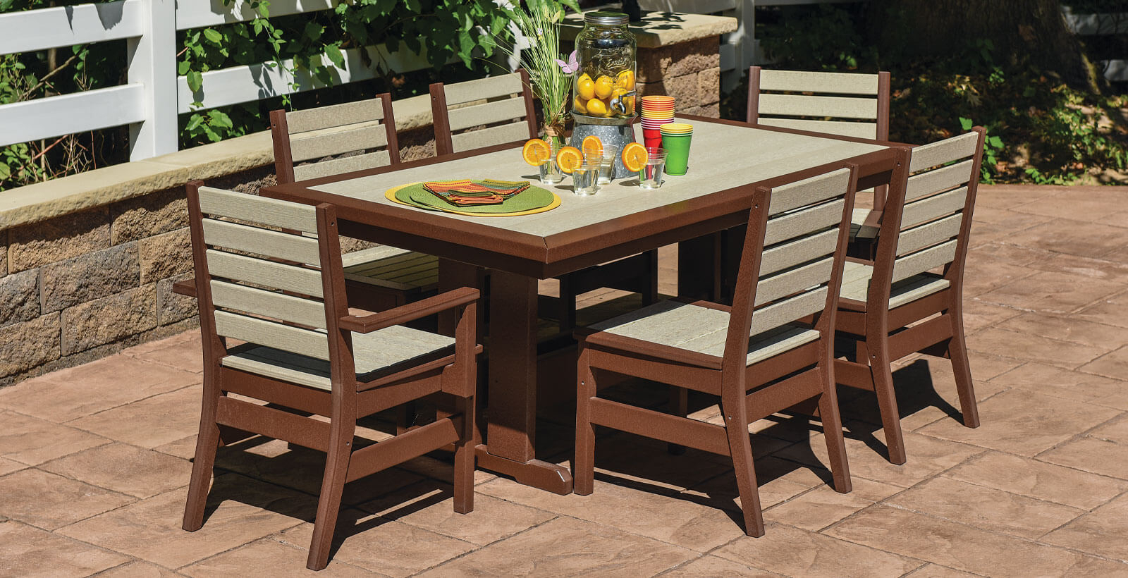 Outdoor Poly Furniture | E.c (View 15 of 20)