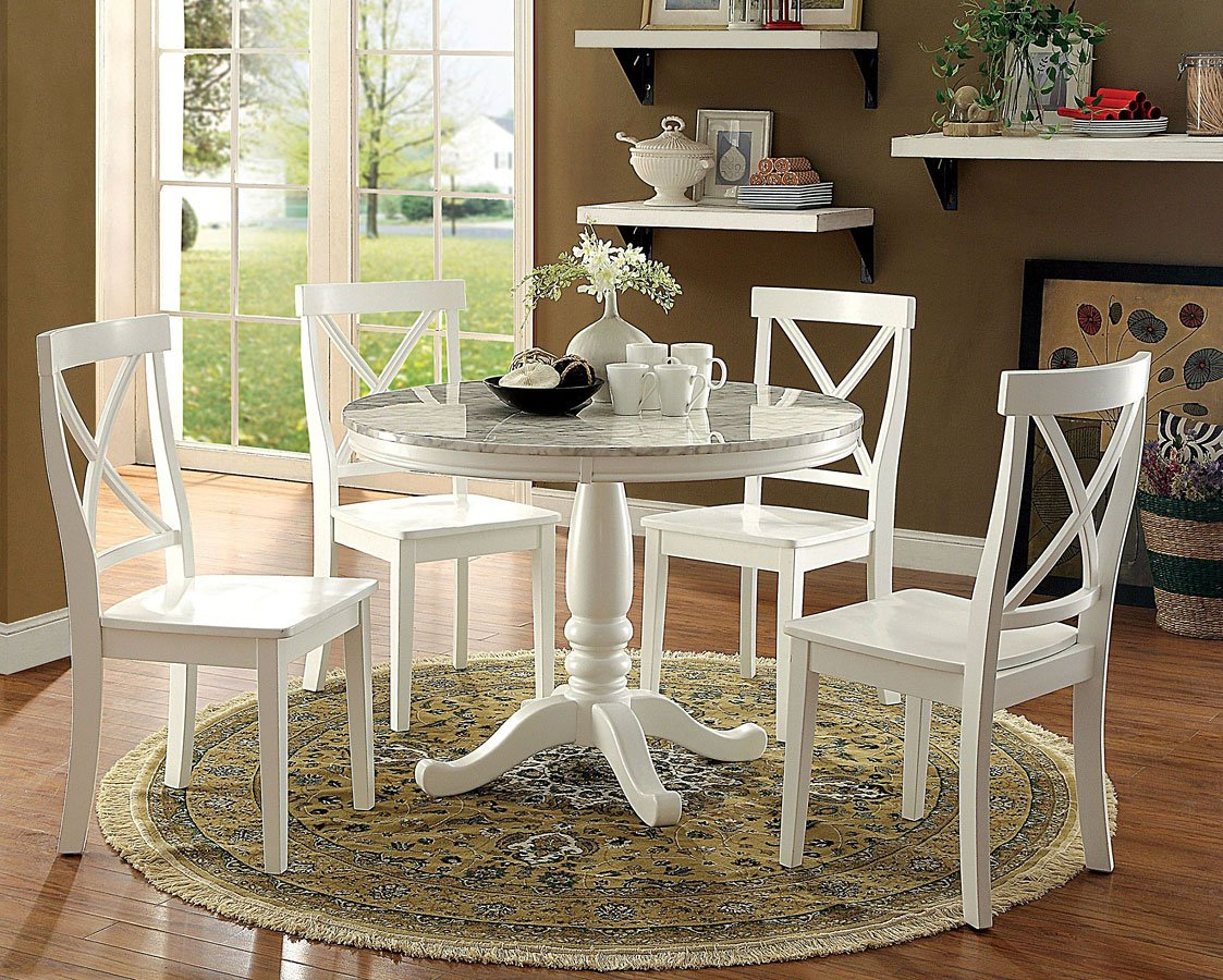 Penelope Dining Room Set Inside Most Current Penelope 3 Piece Counter Height Wood Dining Sets (Photo 12 of 20)